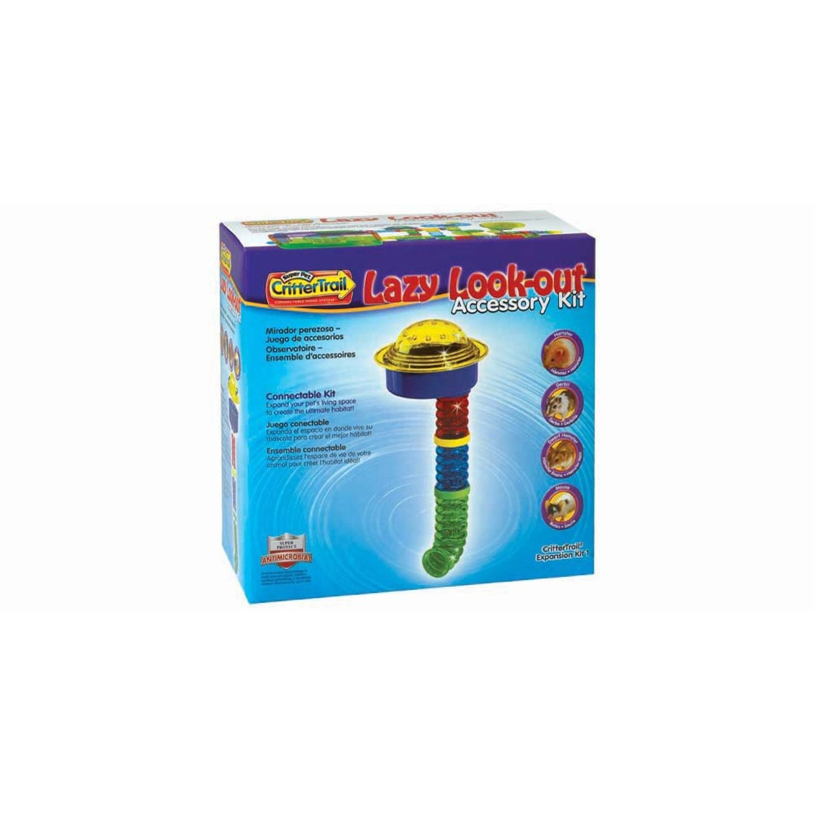 Super Pet Crittertrail Lazy Look-Out Kit