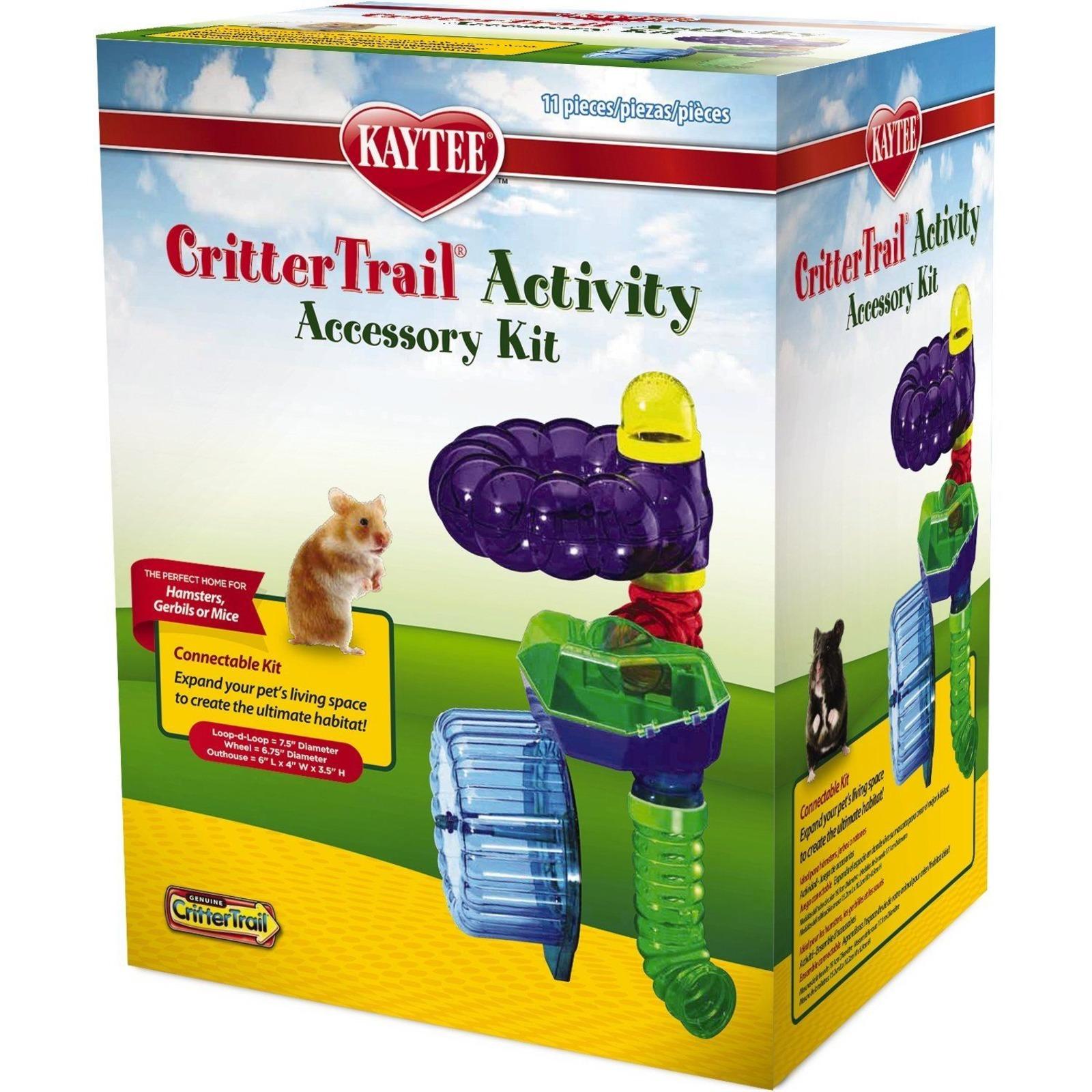 Super Pet Crittertrail Activity Kit