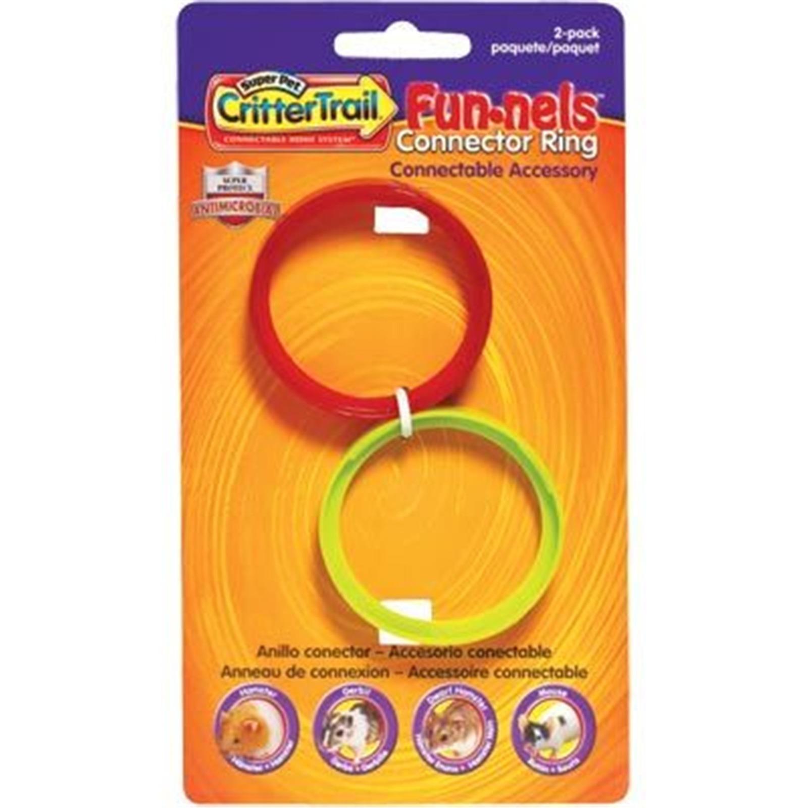 Super Pet Crittertrail Funnels Connect Rings