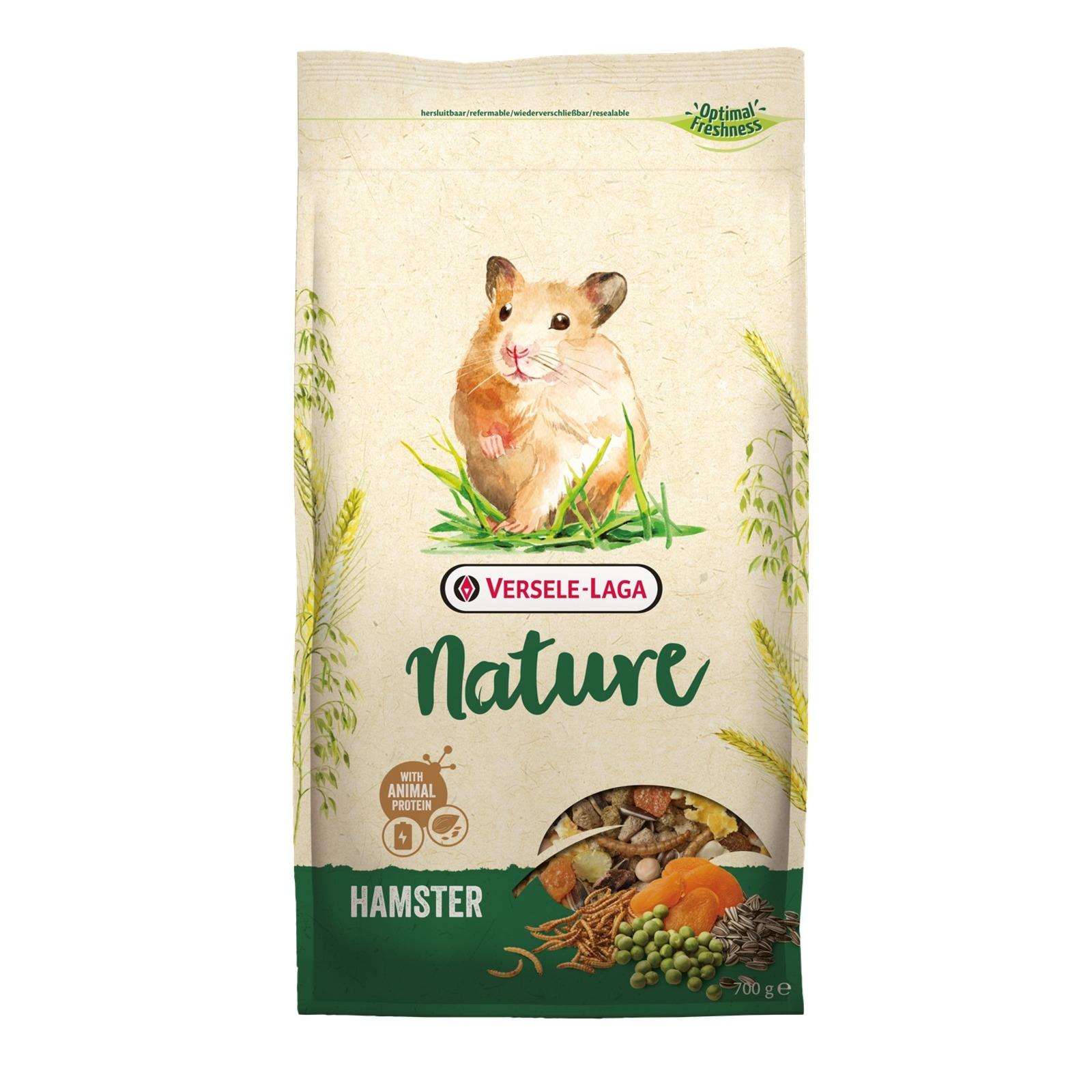 Versele Laga Nature Hamster