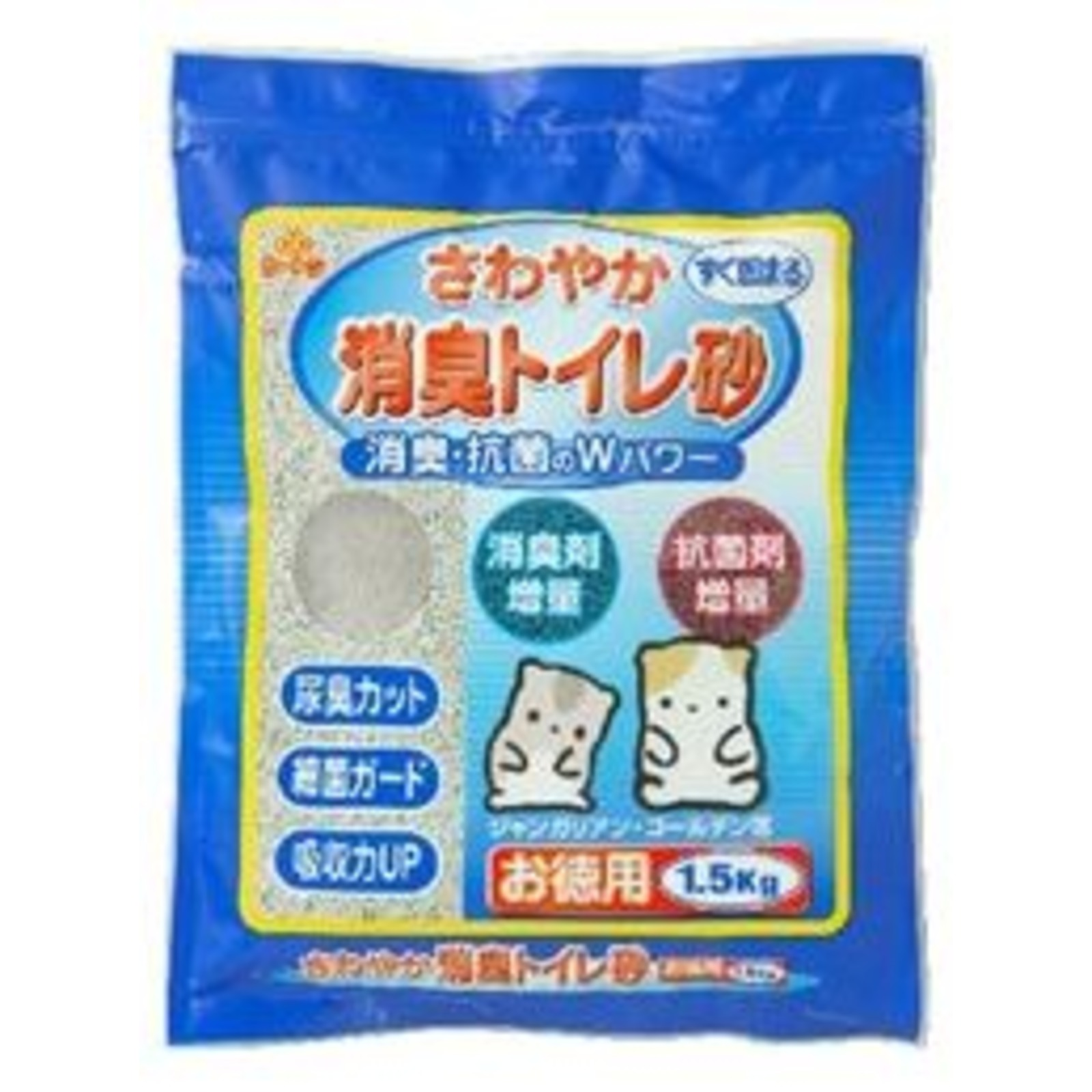 Gex Deodorant Litter Sand