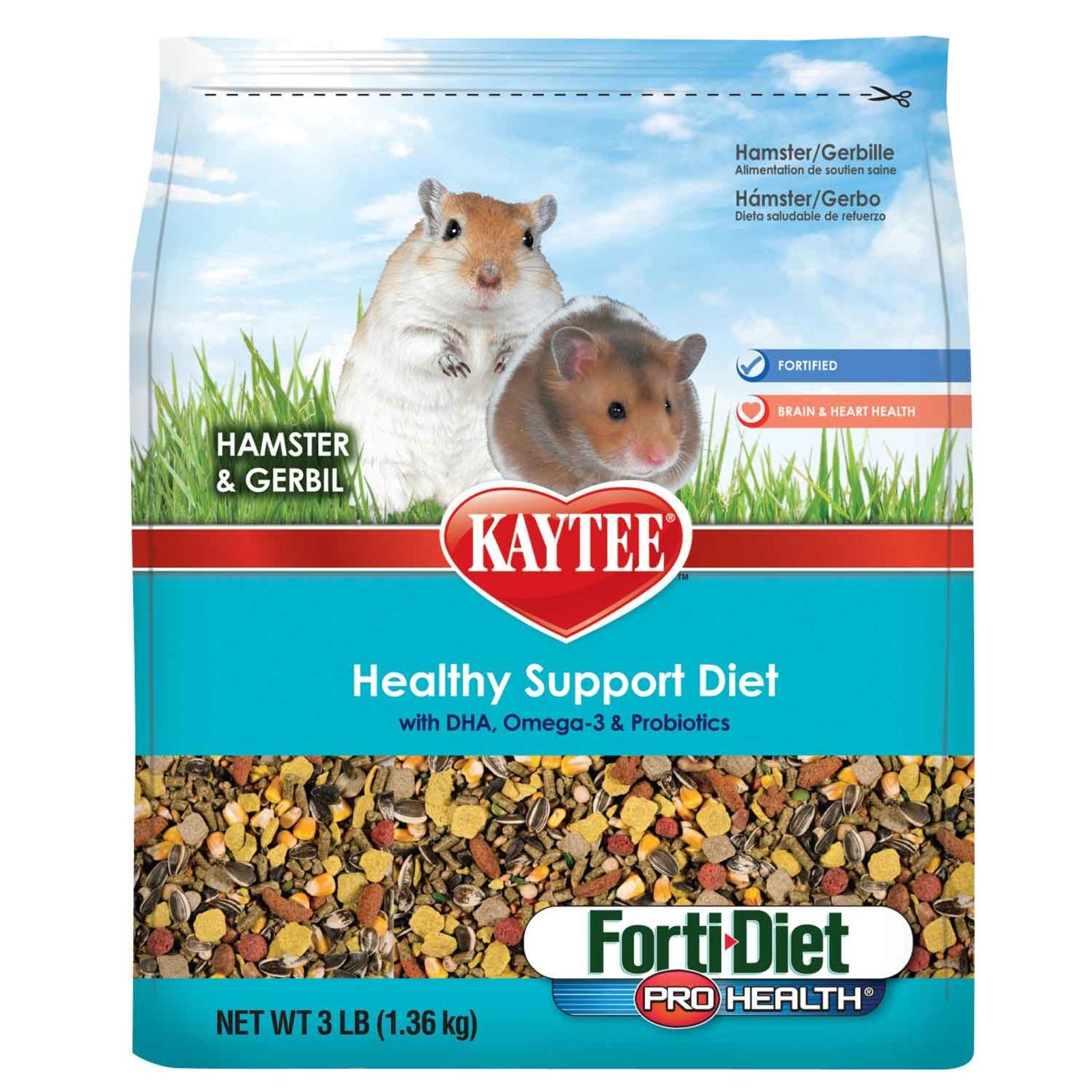 Kaytee Forti-Diet Prohealth Hamster/Gerbil