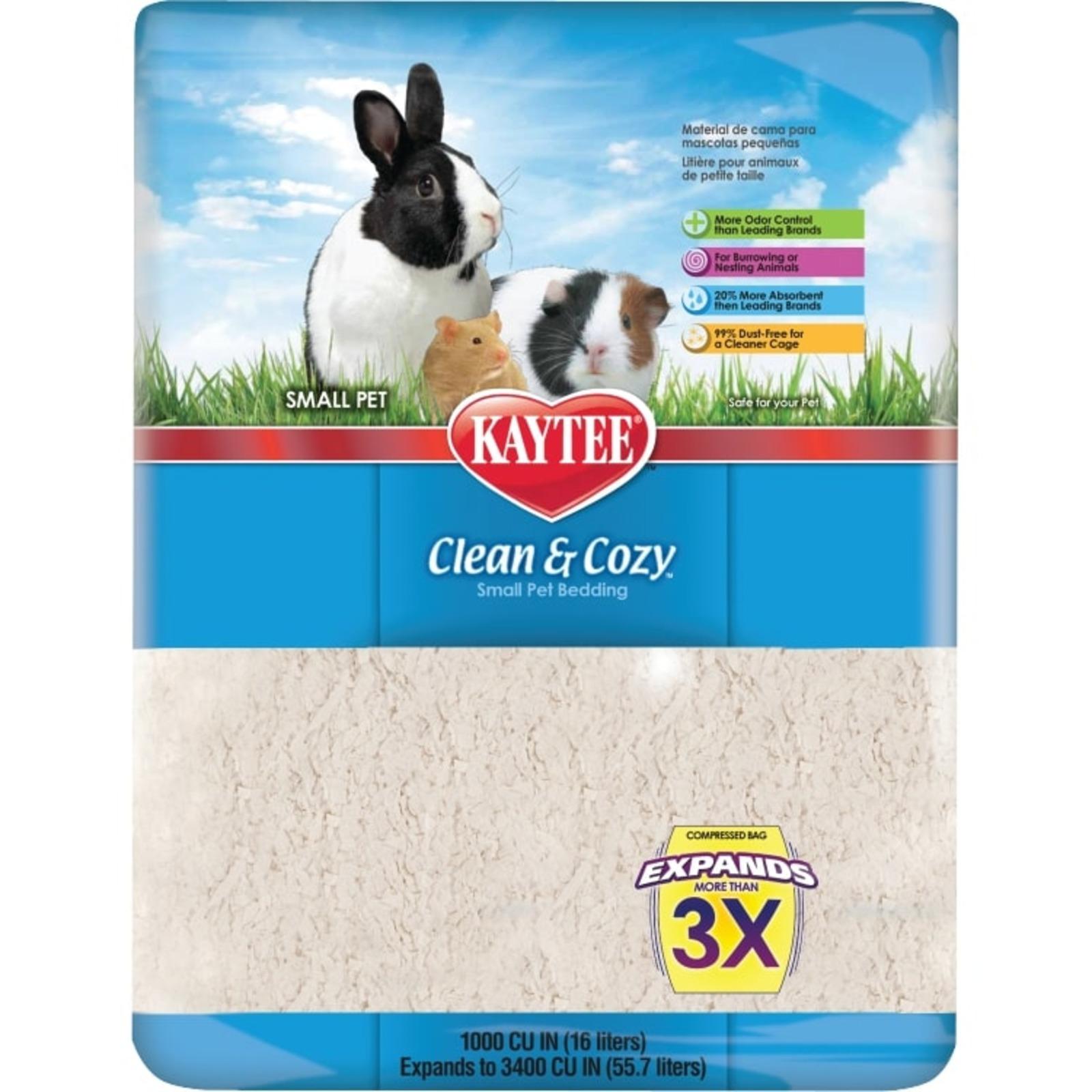 Kaytee Clean & Cozy 1000Cu In (16L)