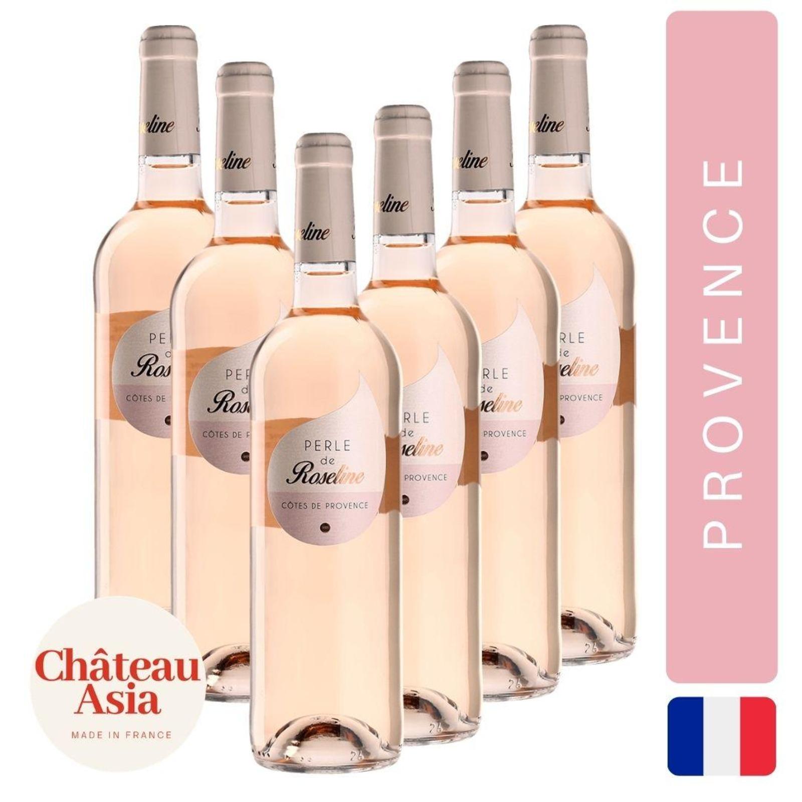 Chateau Sainte Roseline-Perle de Roseline-Cotes de Provence