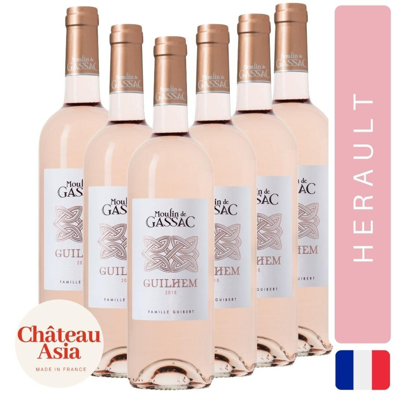 Moulin de Gassac - Guilhem - Rose Wine
