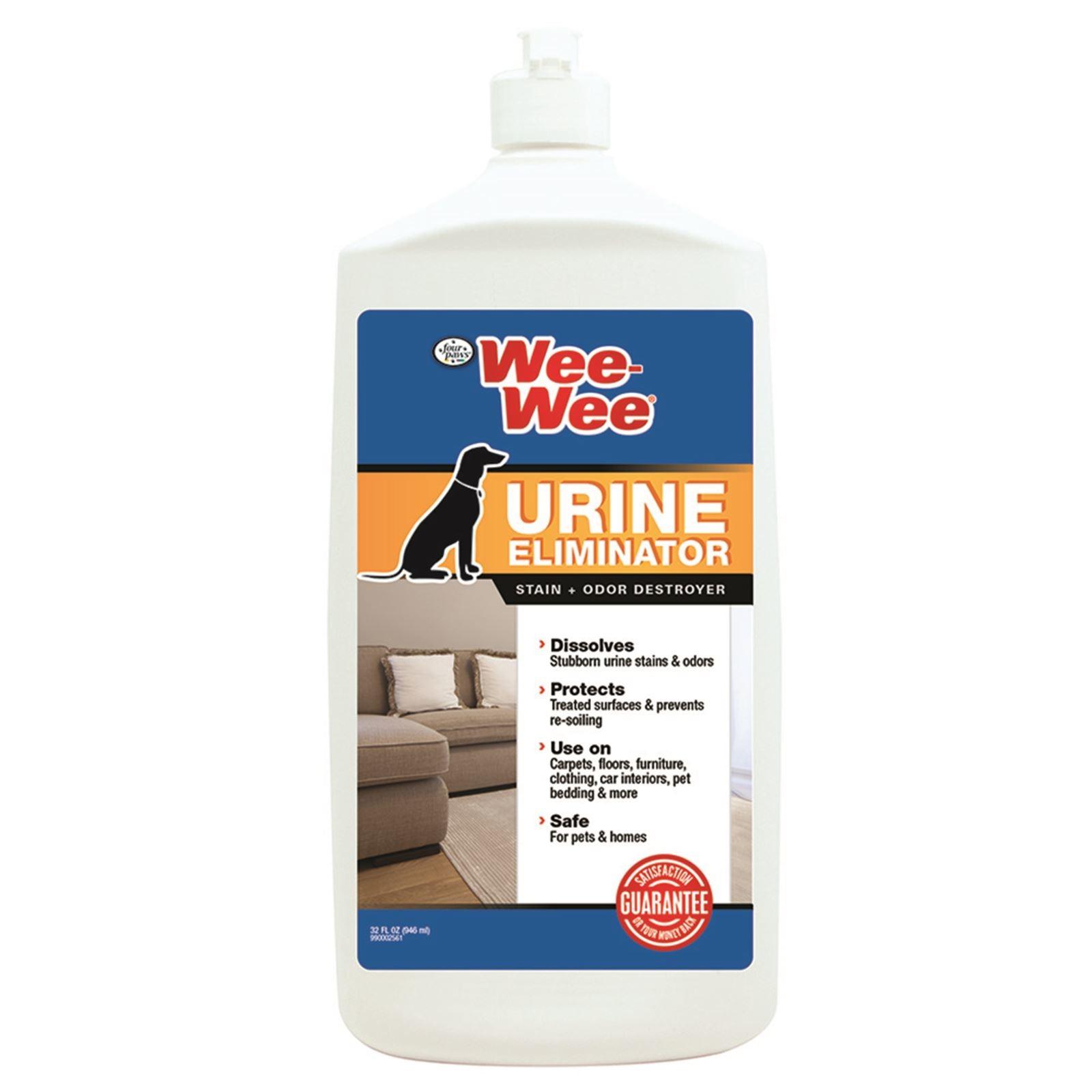 Four Paws Urine Eliminator Stain & Odor Destroyer