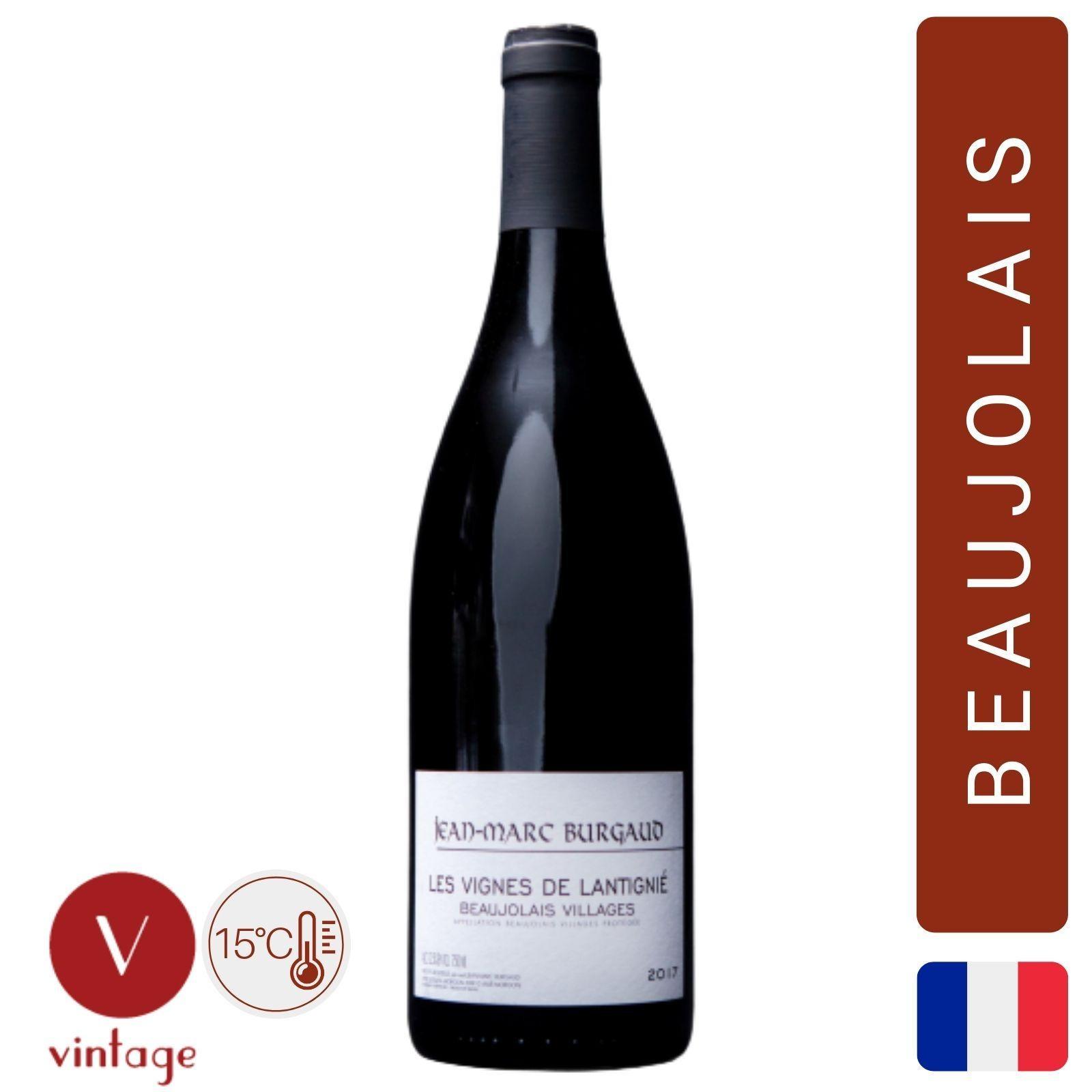 Jean-Marc Burgaud - Beaujolais Village Les Vignes de Lantine