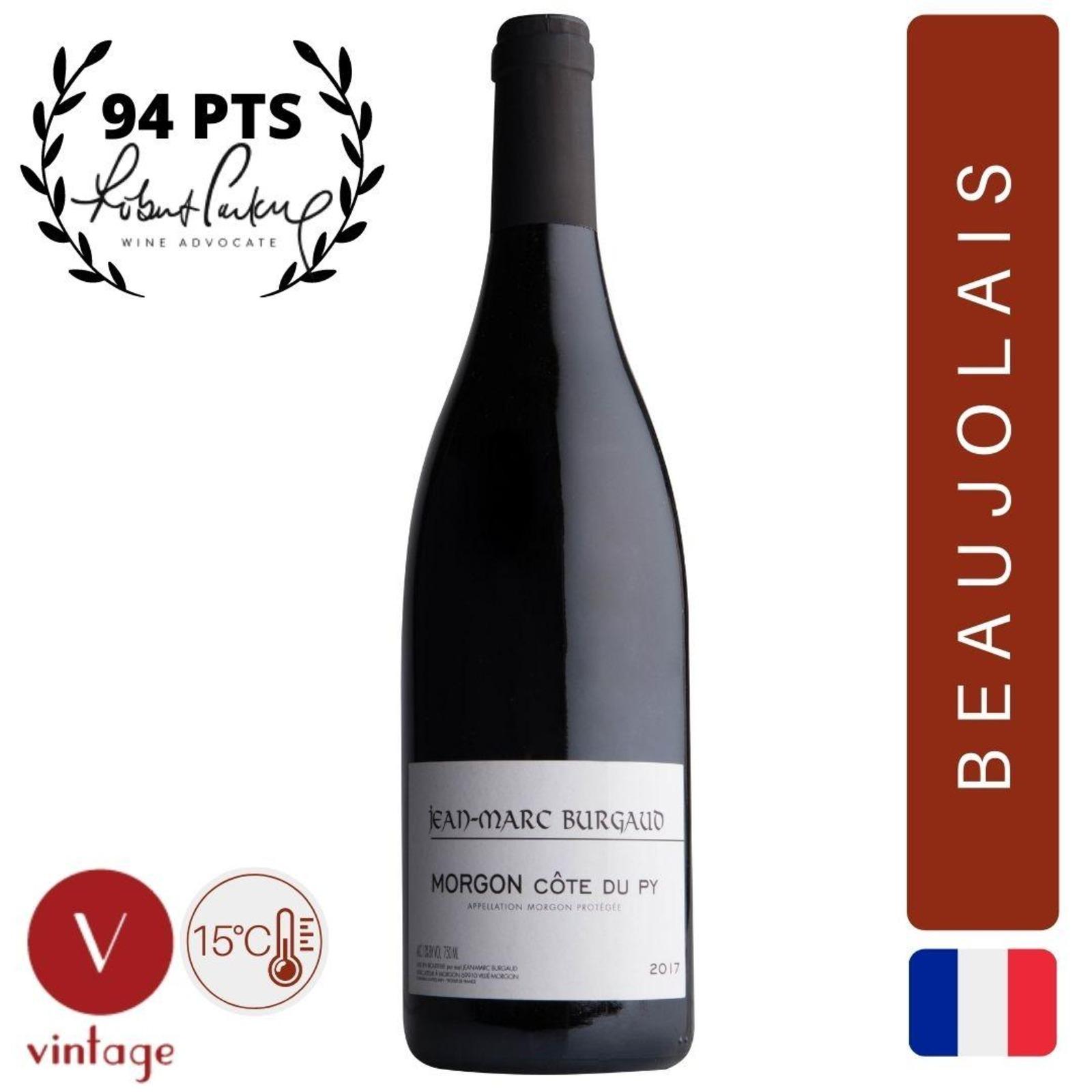 Jean-Marc Burgaud - Morgon Cotes de Py - Gamay Red Wine