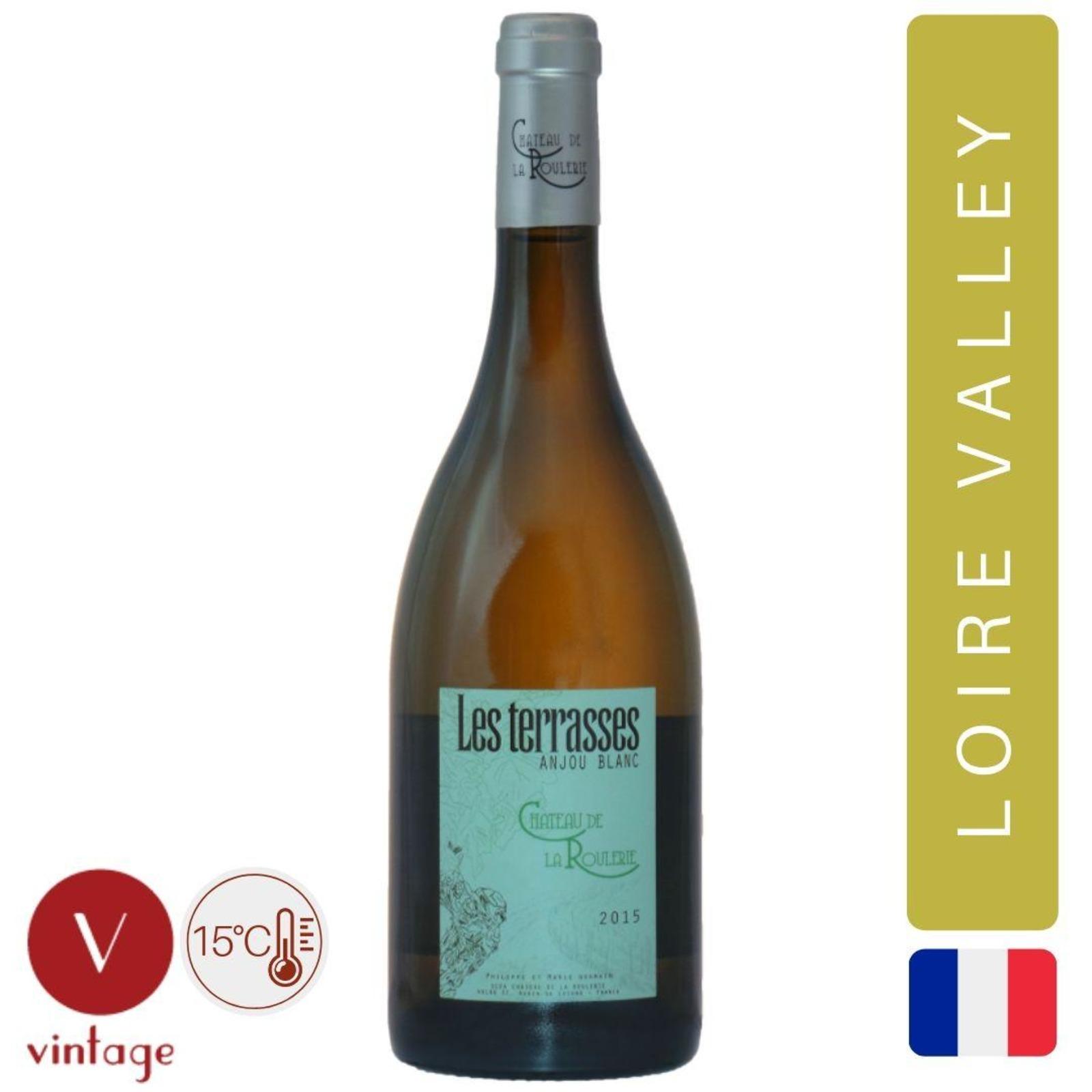 Chateau de la Roulerie - Les Terrasses - Anjou White Wine