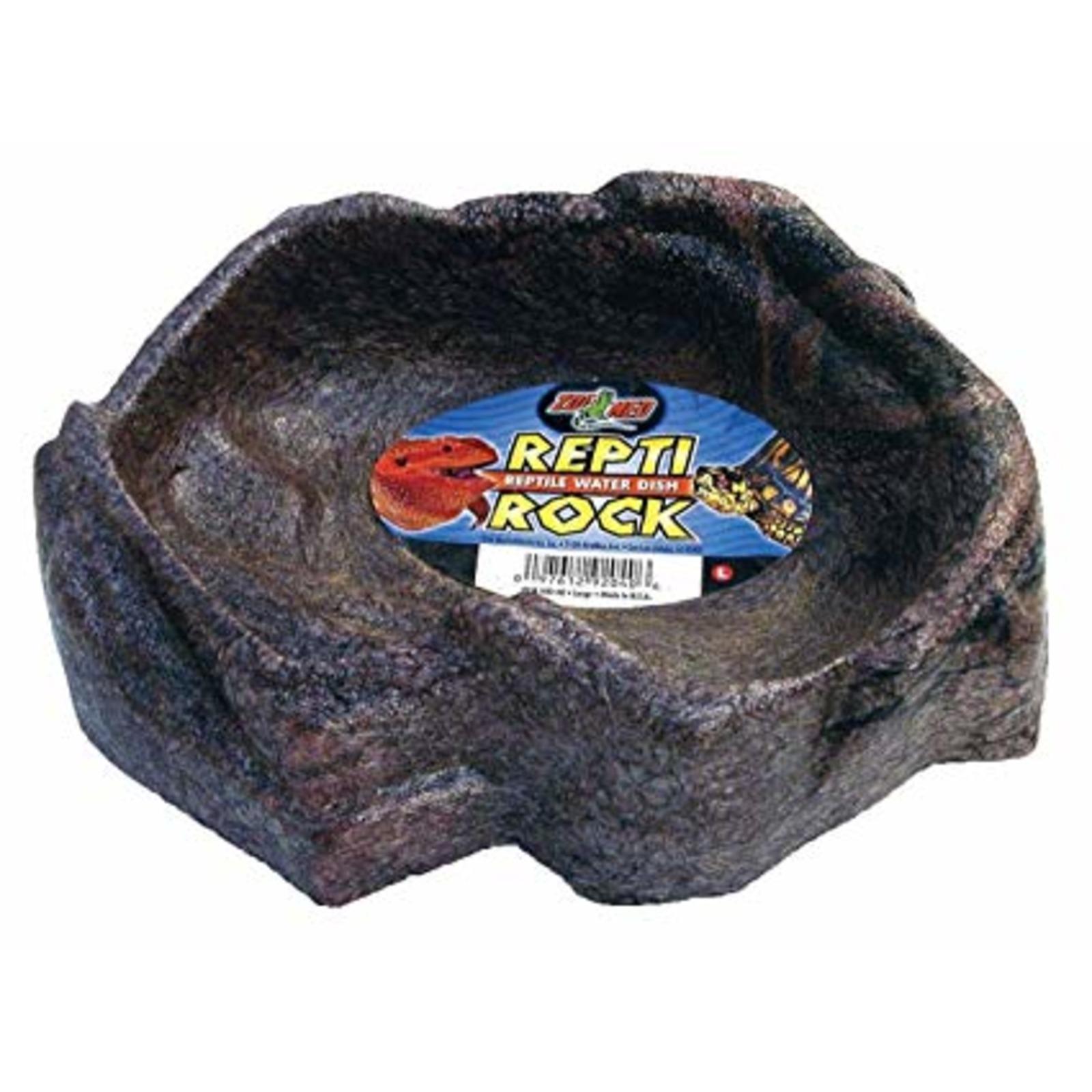 Zoo Med Repti Rock Water Dish LG