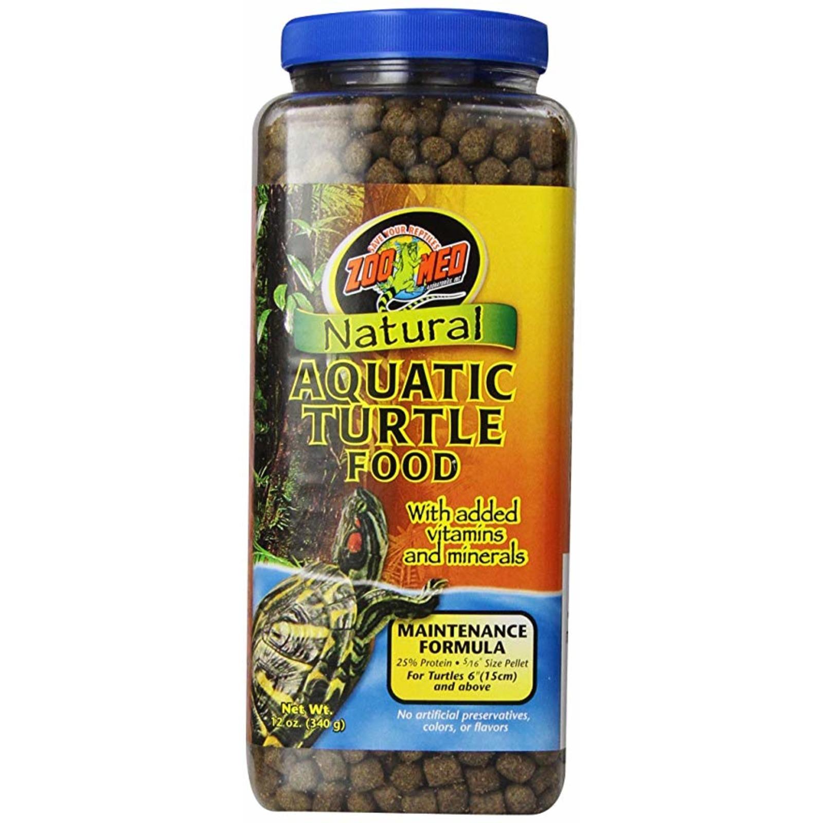 Zoo Med Natural Turtle Food - MAINT Formula
