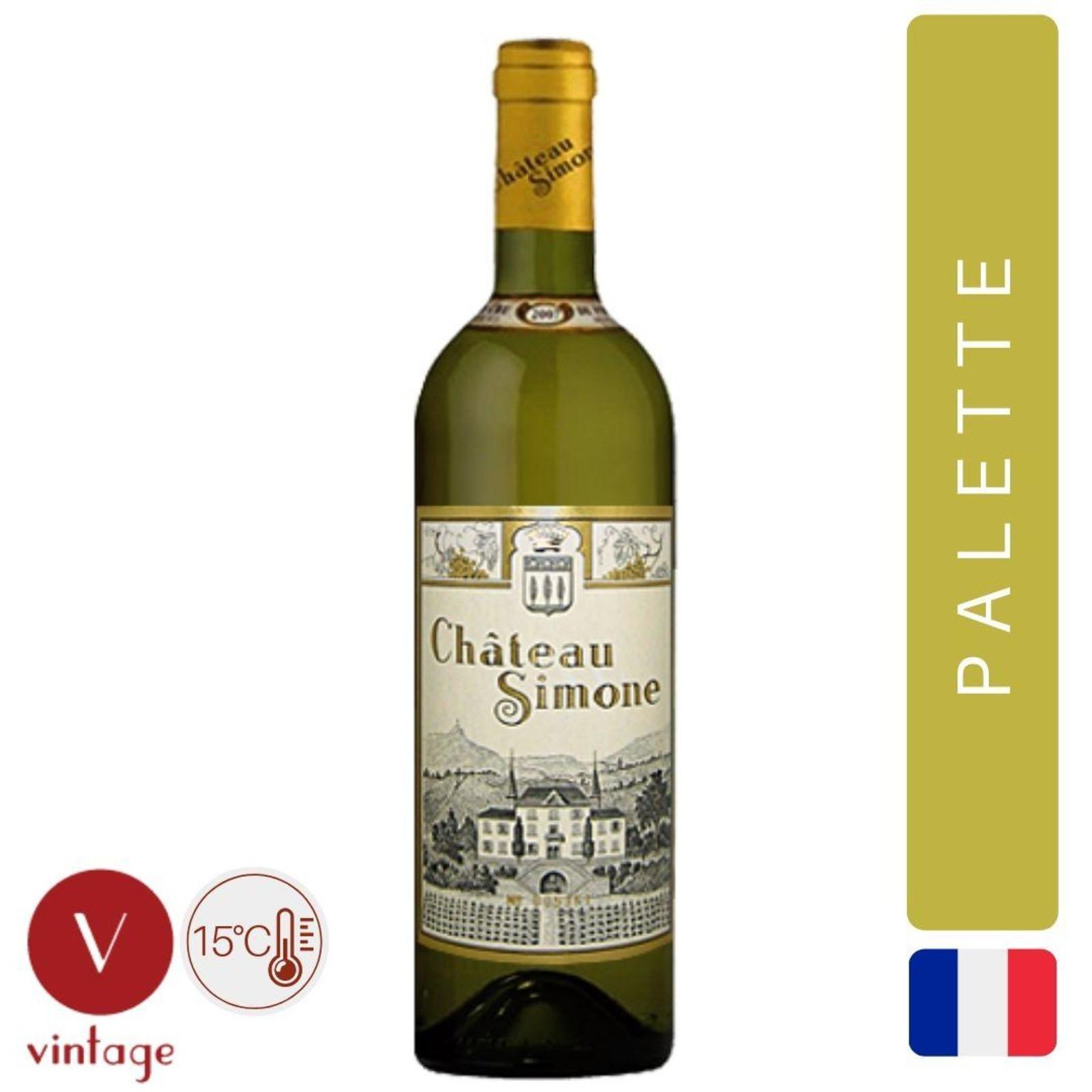 Chateau Simone - Provence White Wine