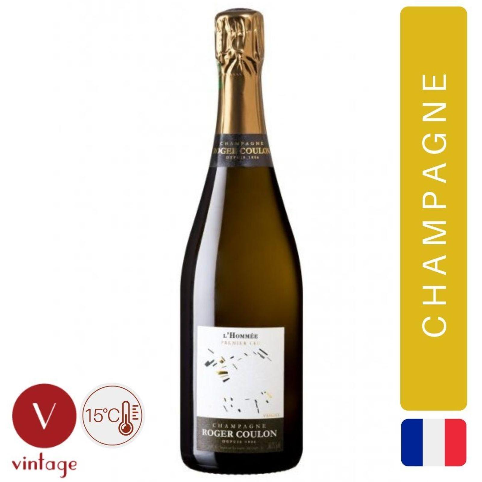 Champagne Roger Coulon - L'Hommee 1er Cru Magnum