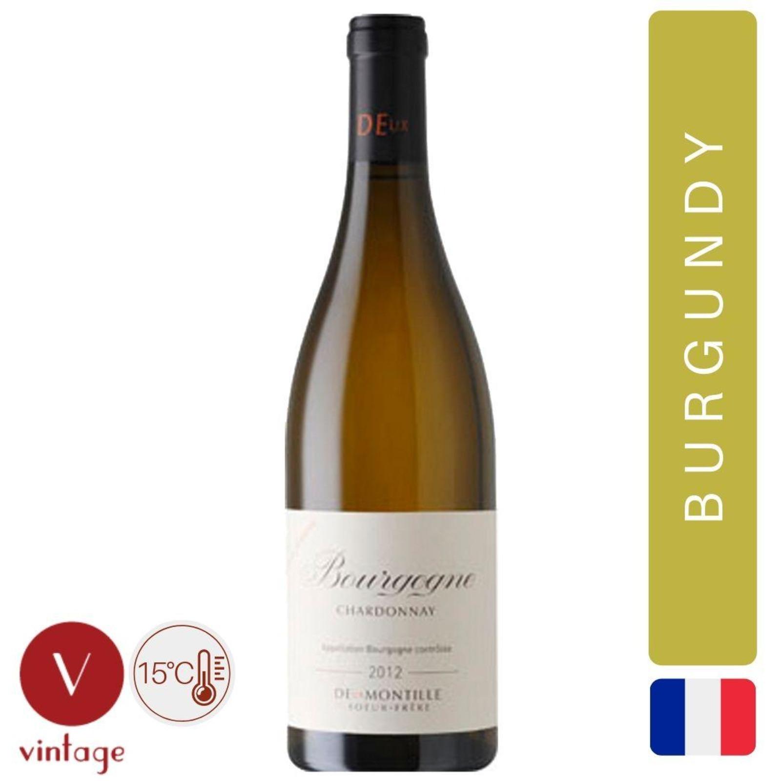 Maison de Montille - Burgundy Chardonnay
