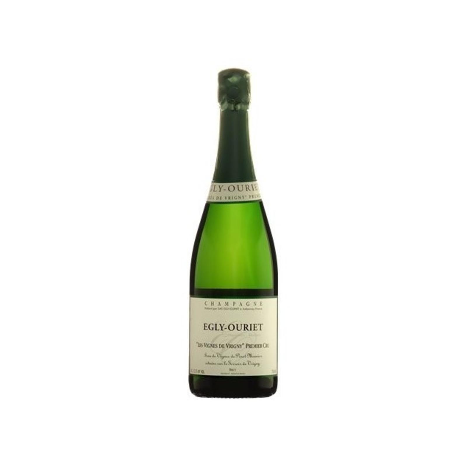 Champagne Egly Ouriet 1er Cru les Vignes de Vigny