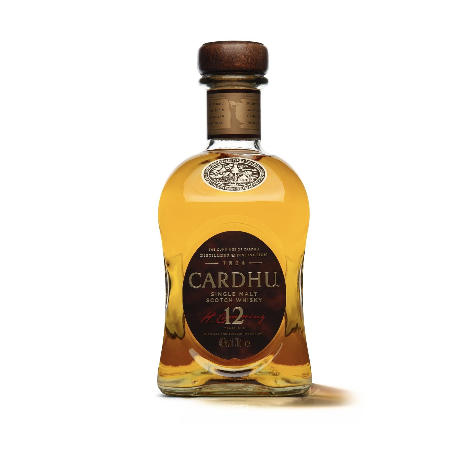 Cardhu 12 Years Old Whisky
