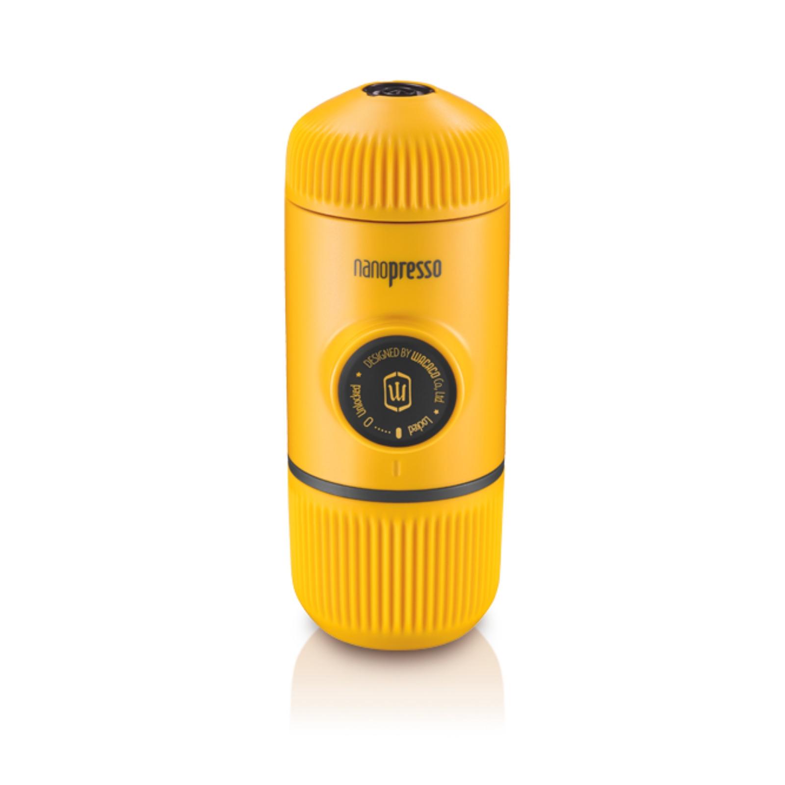 Nanopresso Yellow Patrol Portable Espresso Maker