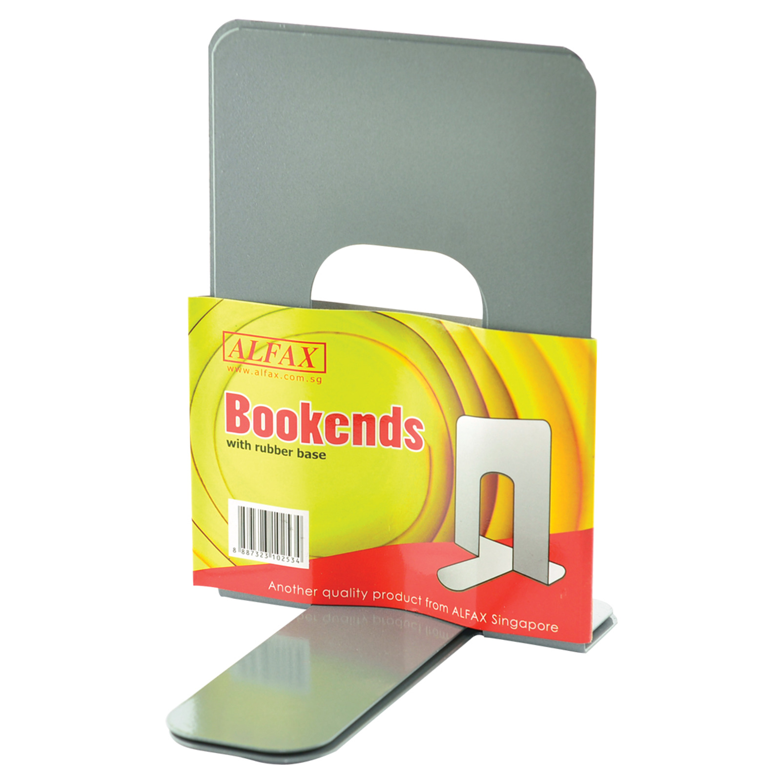 ALFAX BE88 Book End 7.5inch Grey