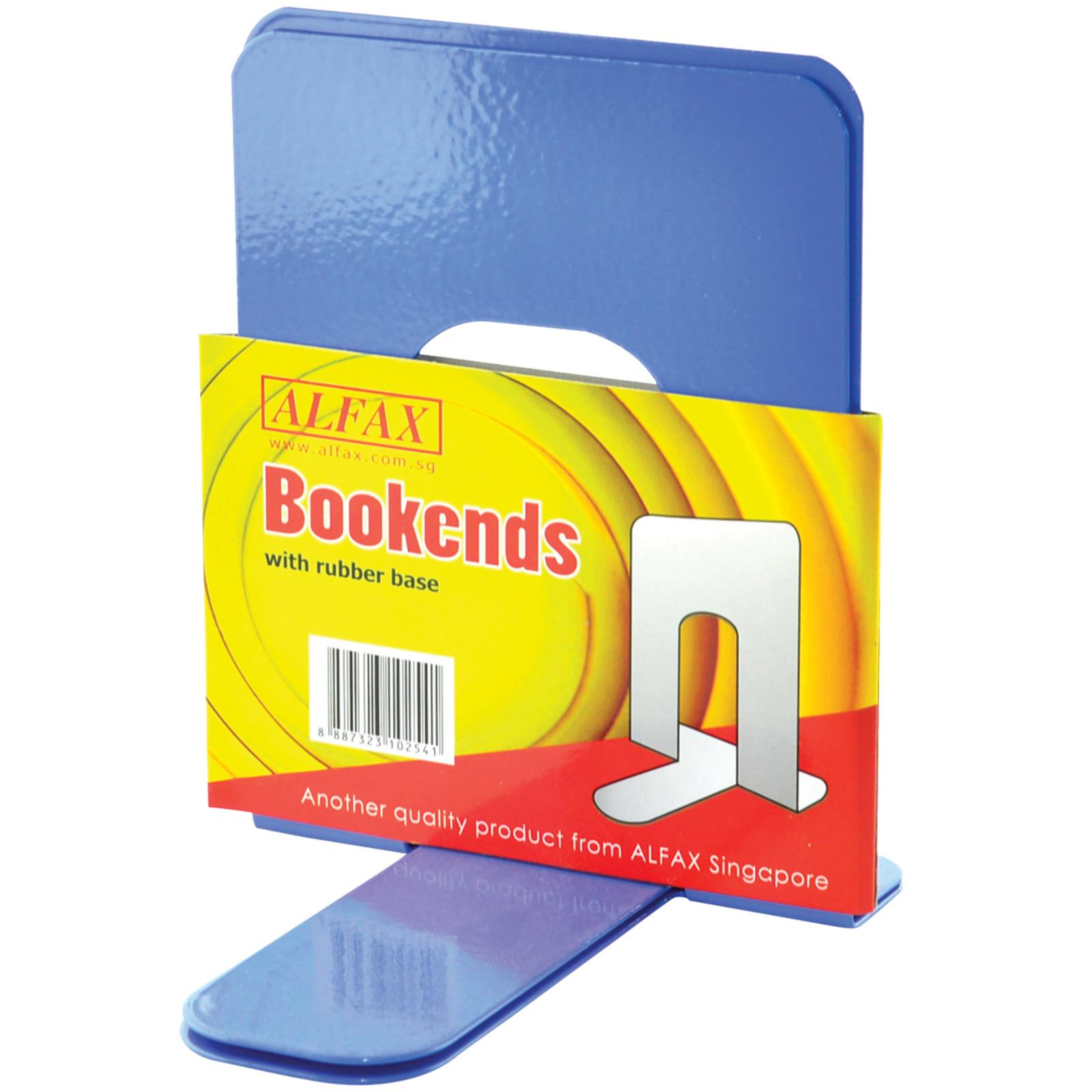ALFAX BE87 Book End 6inch Blue