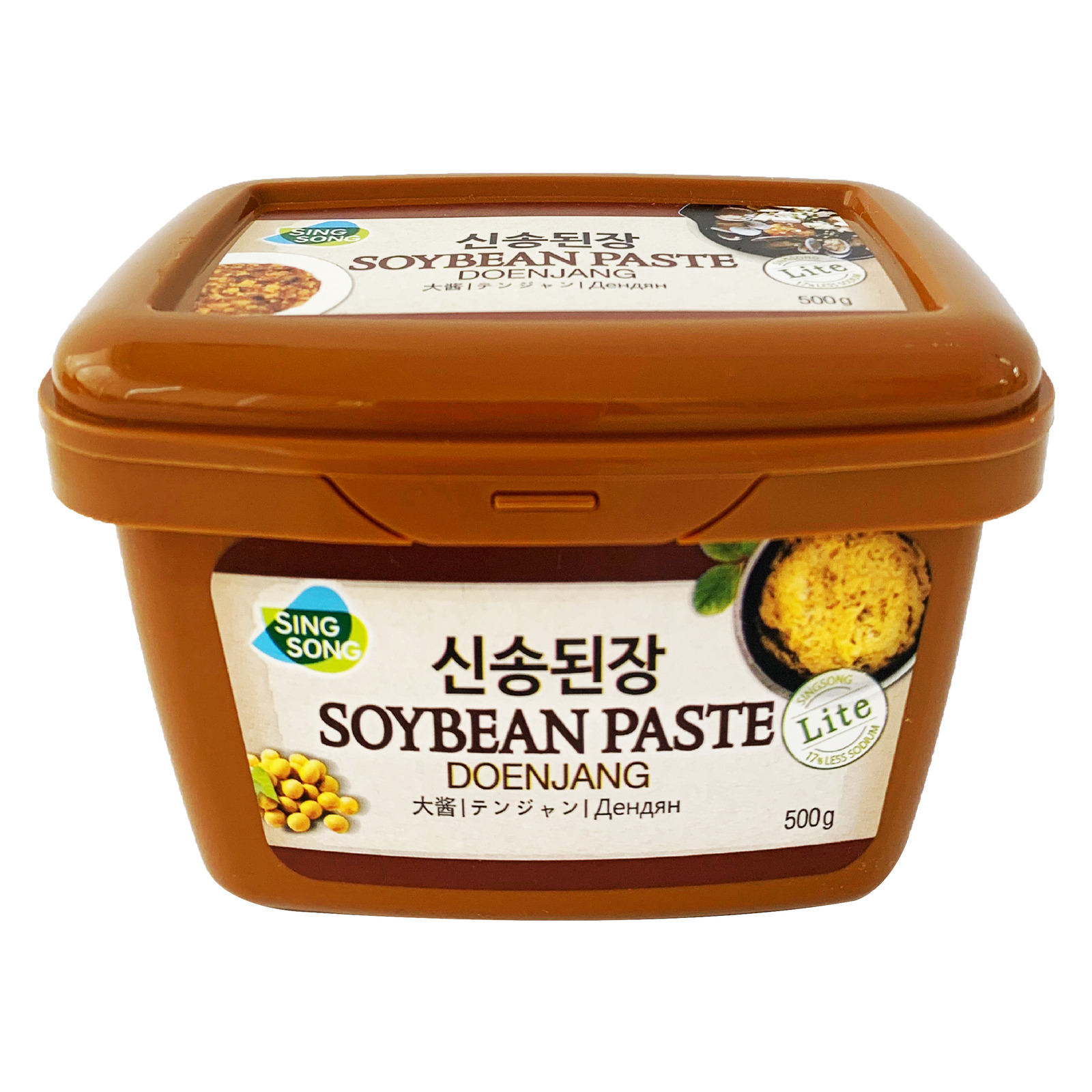 Sing Song Soybean Paste