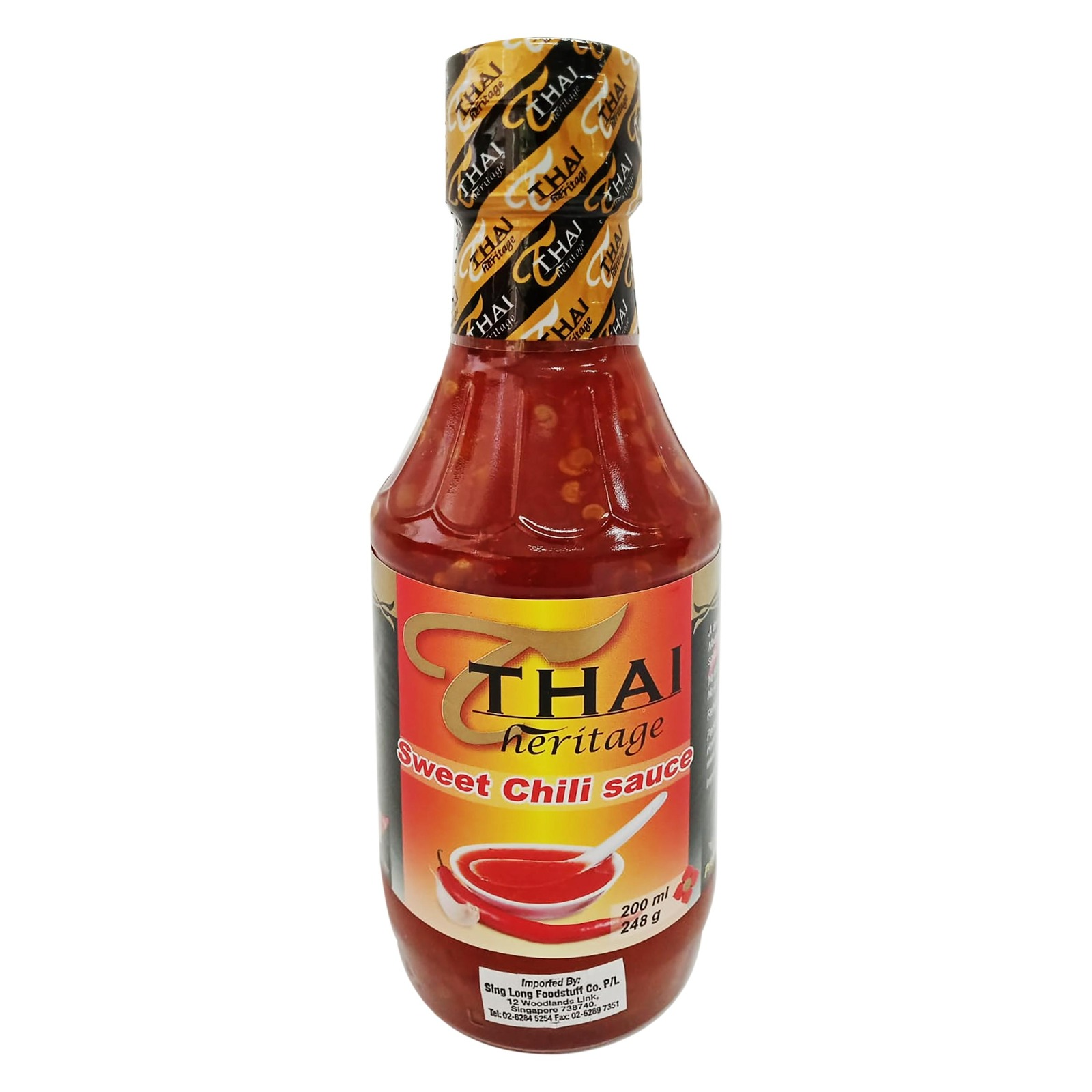 THAI HERITAGE Sweet Chilli Dipping Sauce