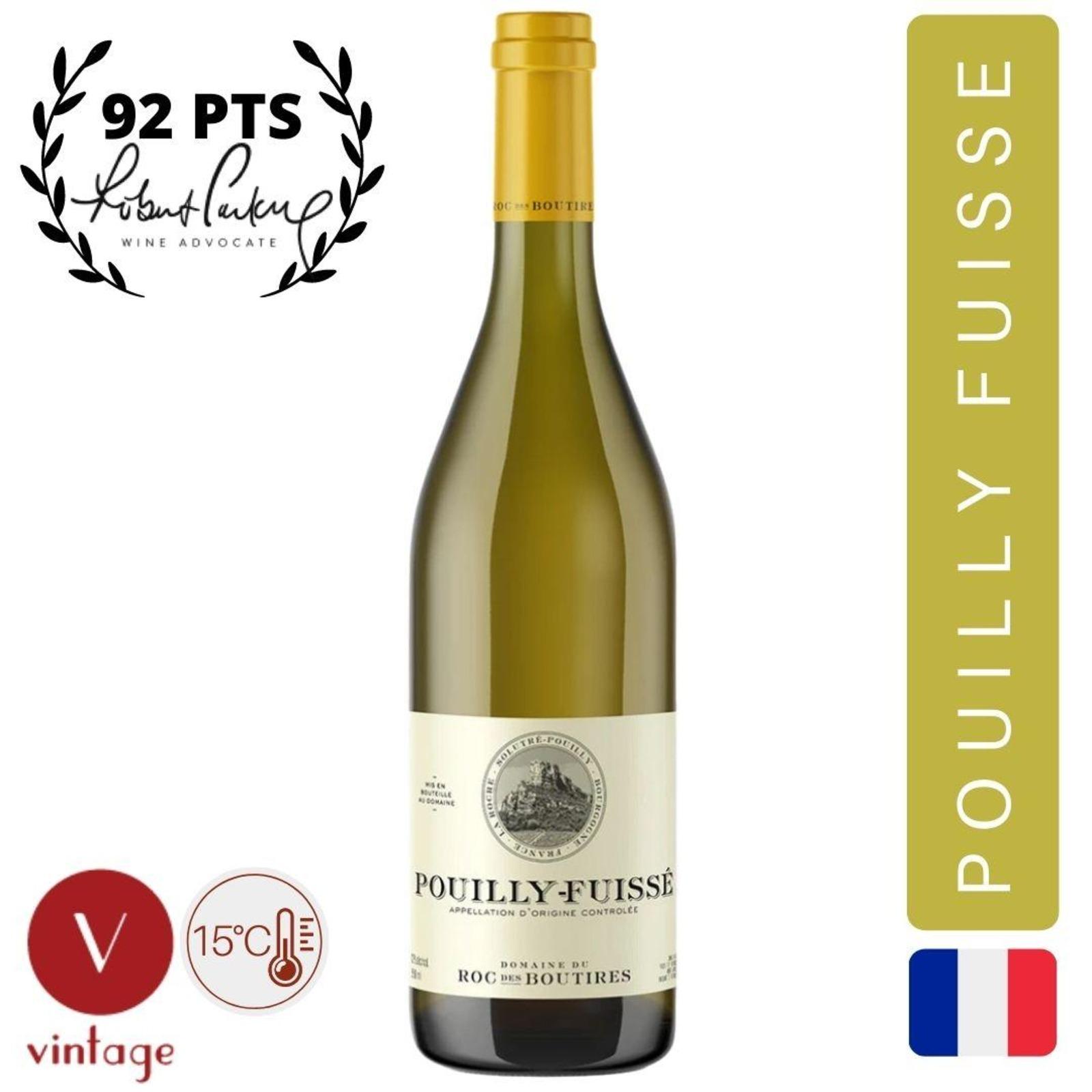 Roc des Boutires - Pouilly Fuisse - White Wine