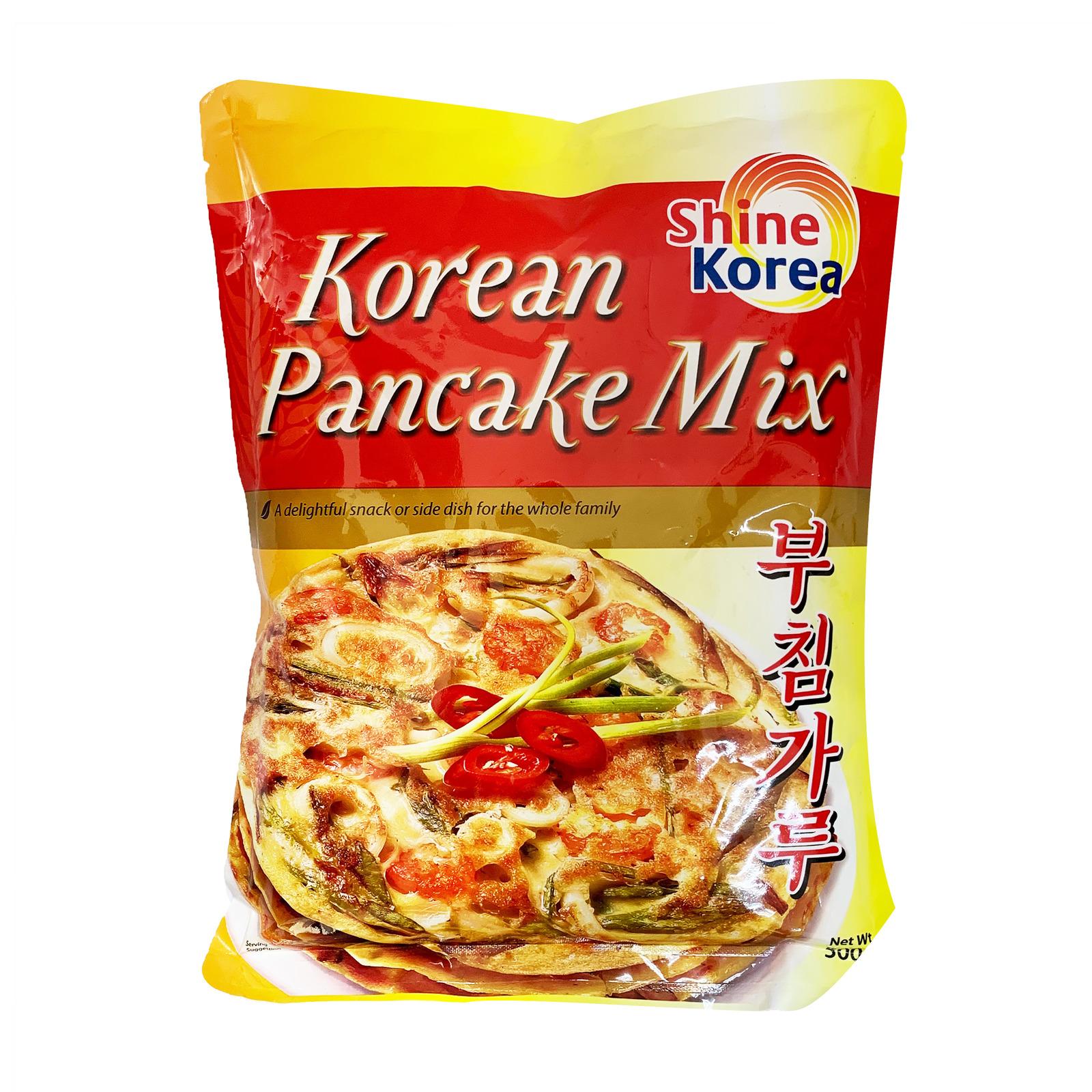 Shine Korea Pancake Mix