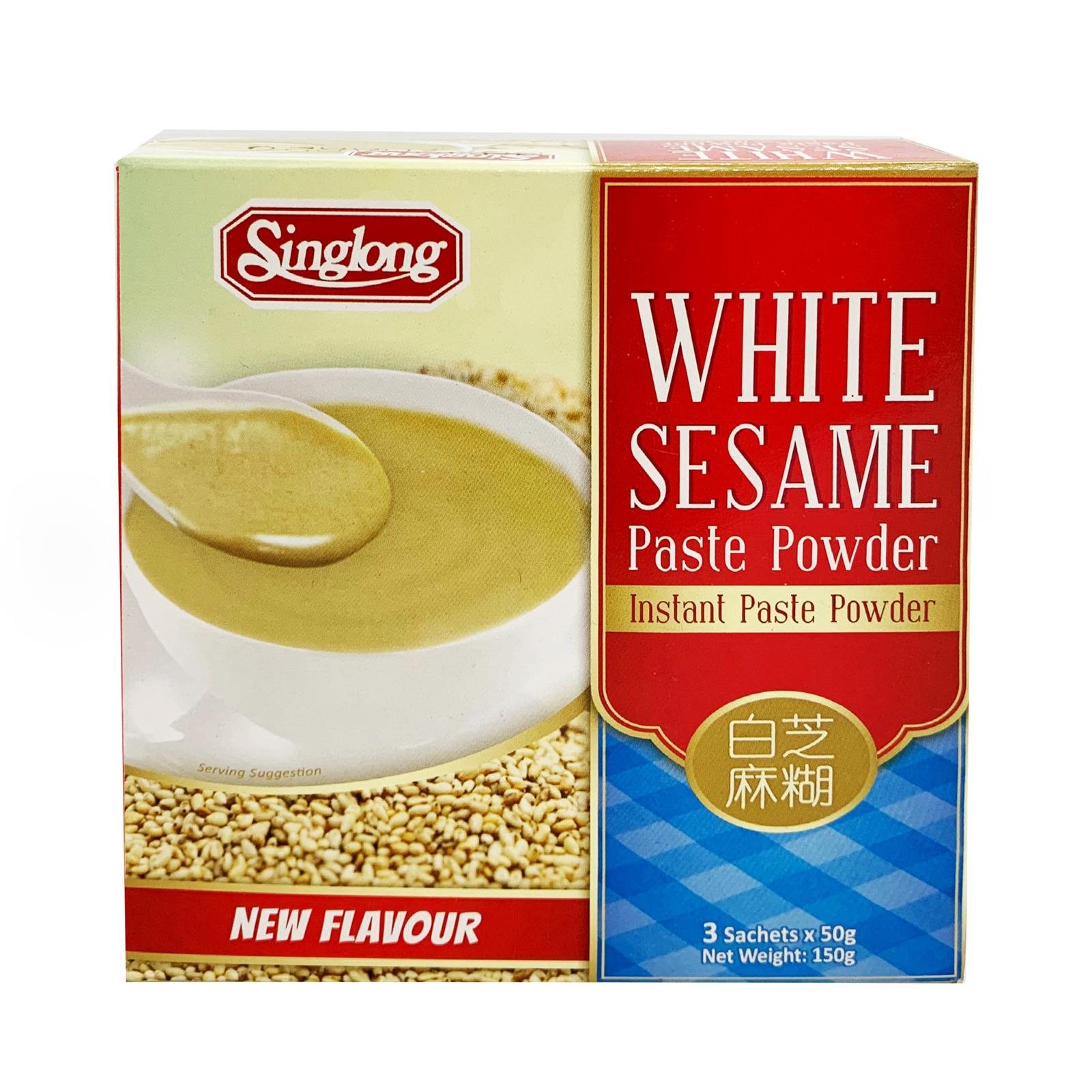 Sing Long White Sesame Paste Powder