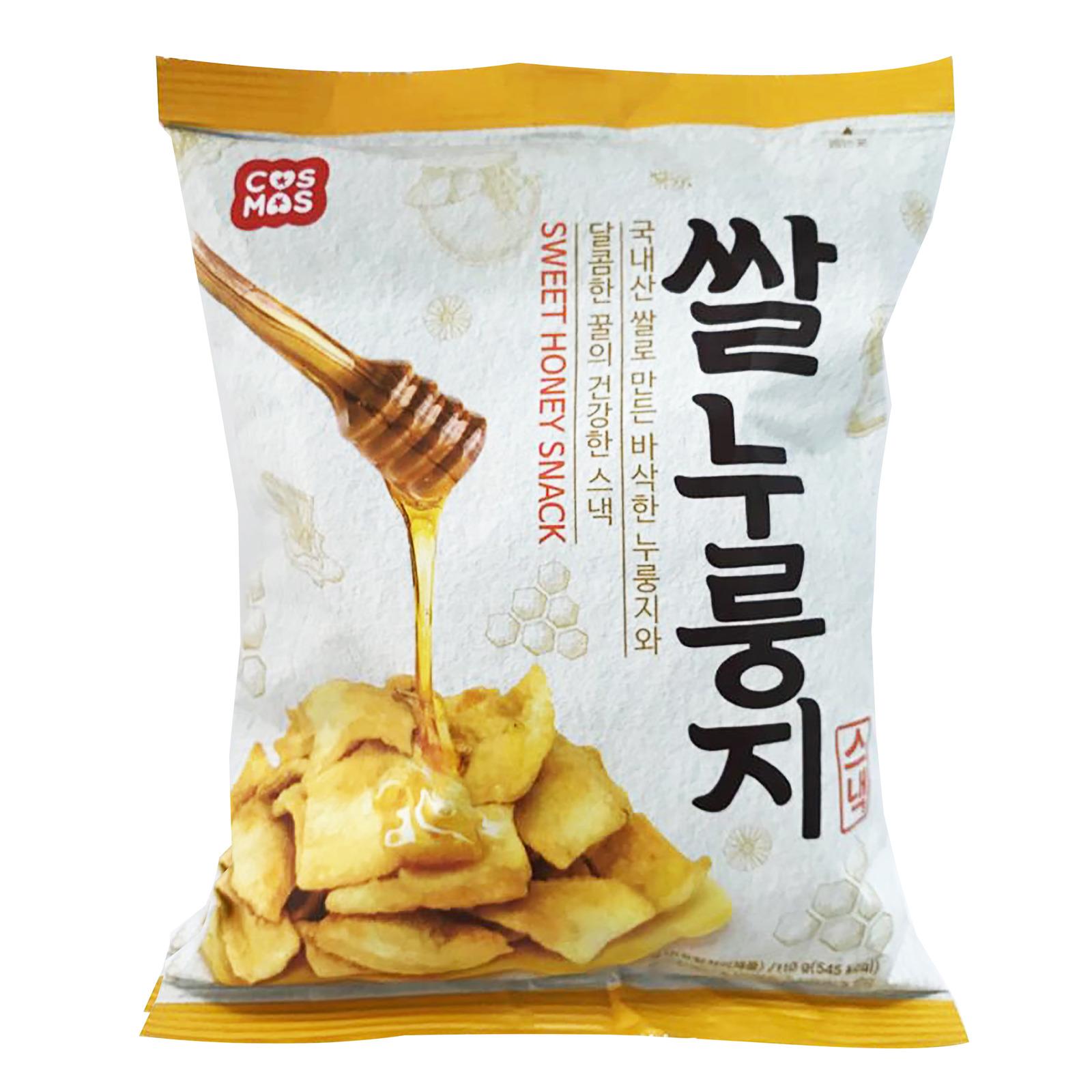 Cosmos Sweet Honey Rice Snack