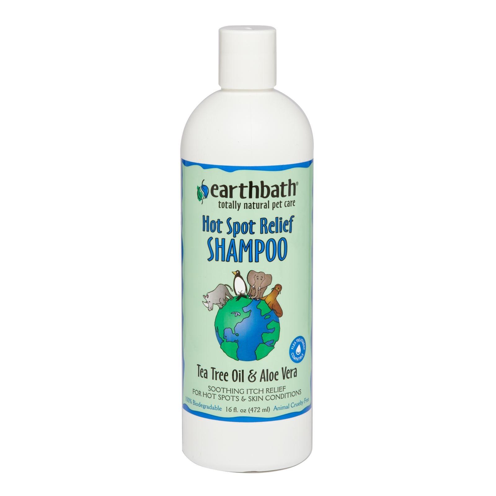 Earthbath Tea Tree & Aloe Vera Shampoo