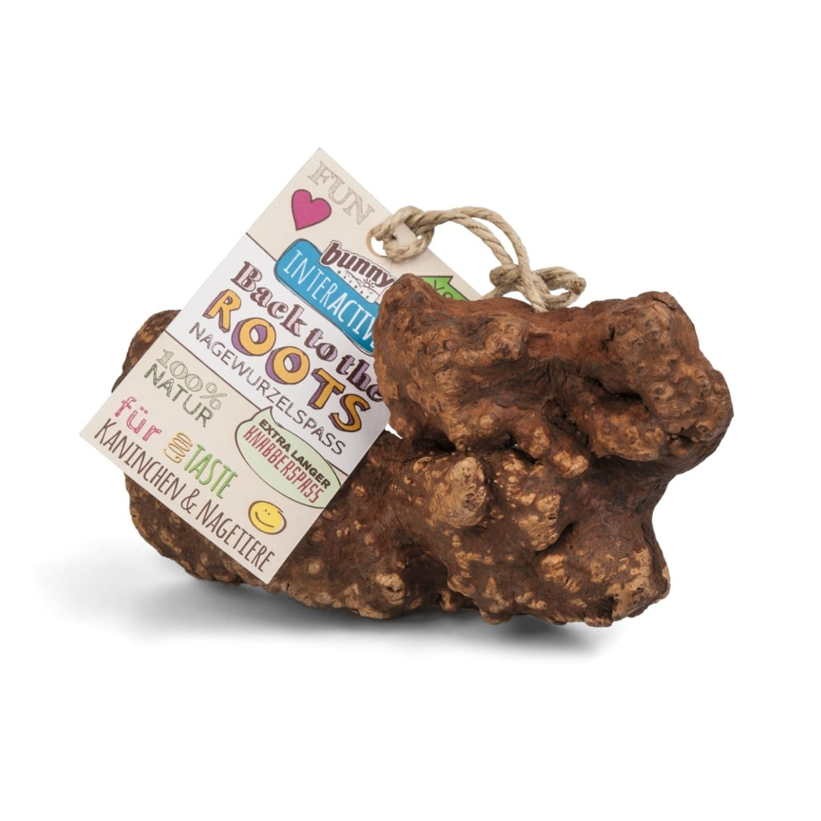 Bunny Nature Back To The Roots - Nibbling Root Fun S