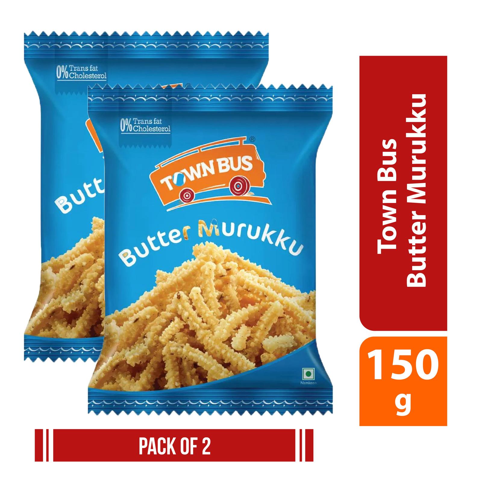 Town Bus - Butter Murukku