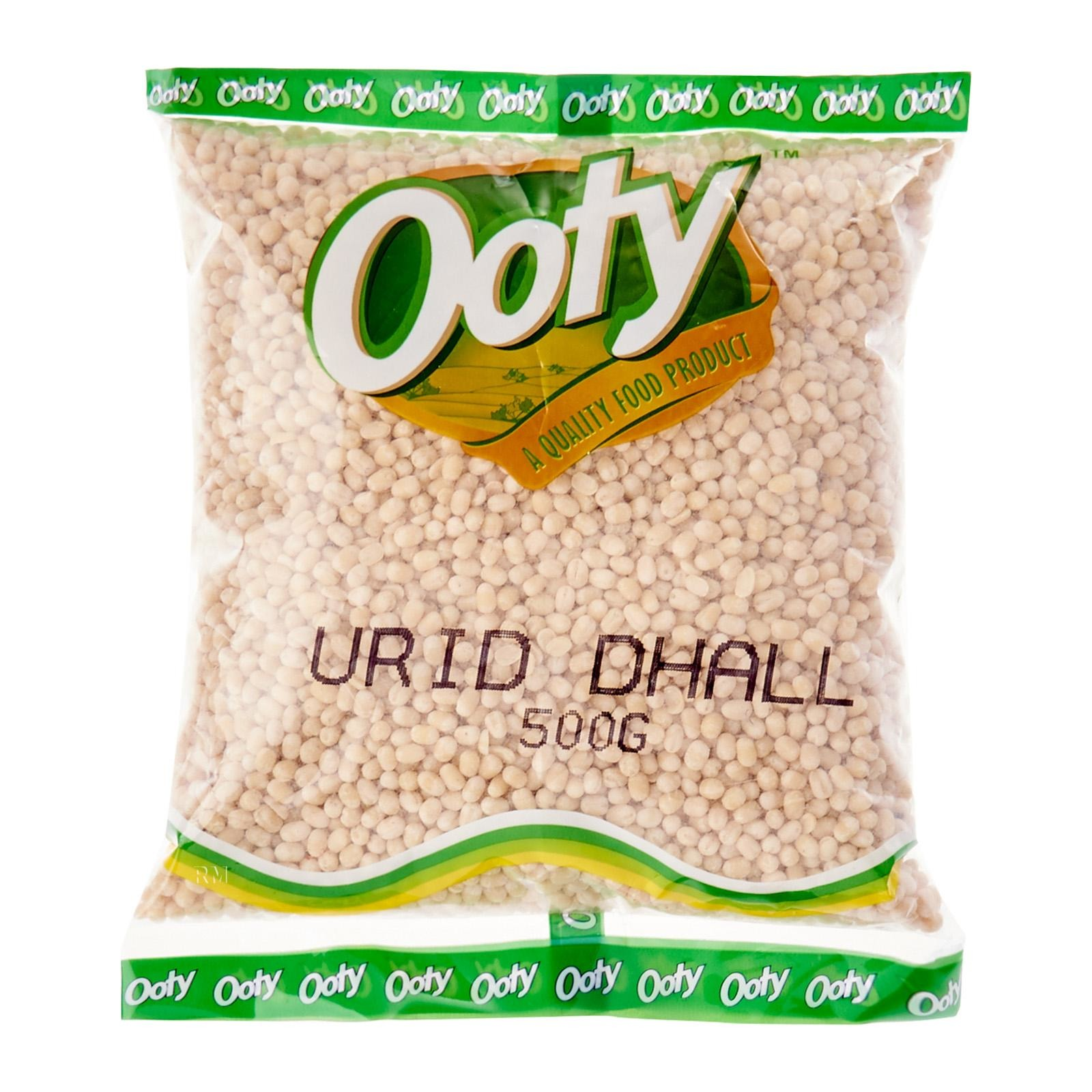 Ooty Urid Dhall Whole White Dhall - By Sri Ambikas