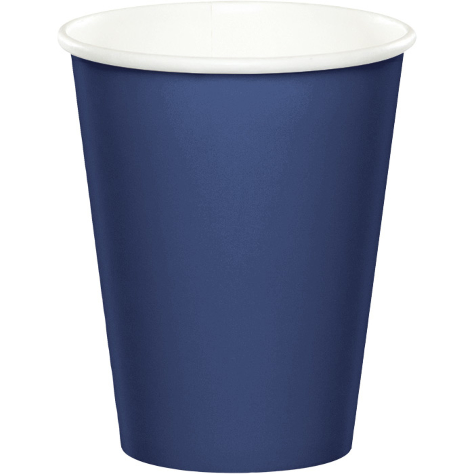 Creative Converting Navy Blue 9 Oz Paper Cup