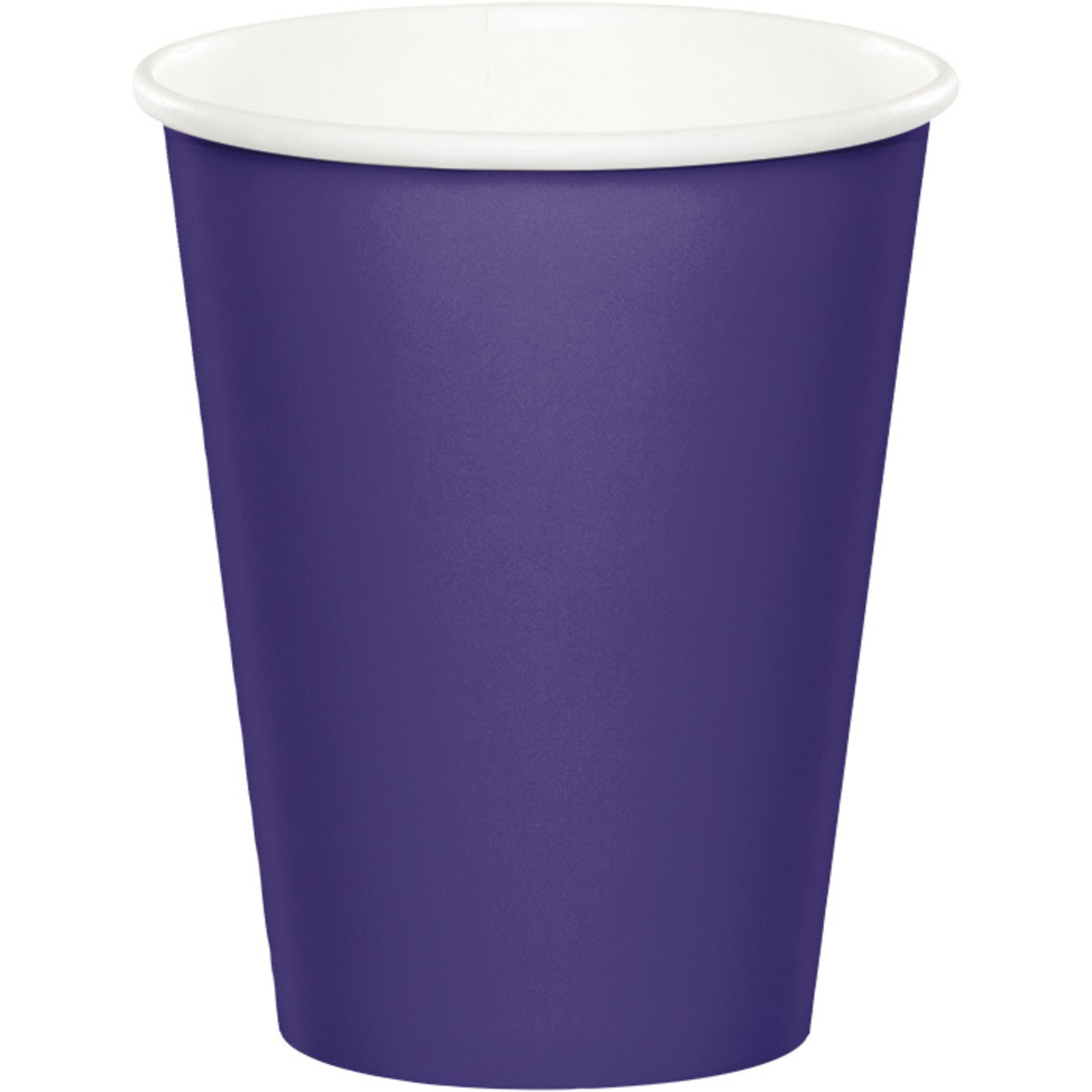Creative Converting Purple 9 Oz Paper Cup