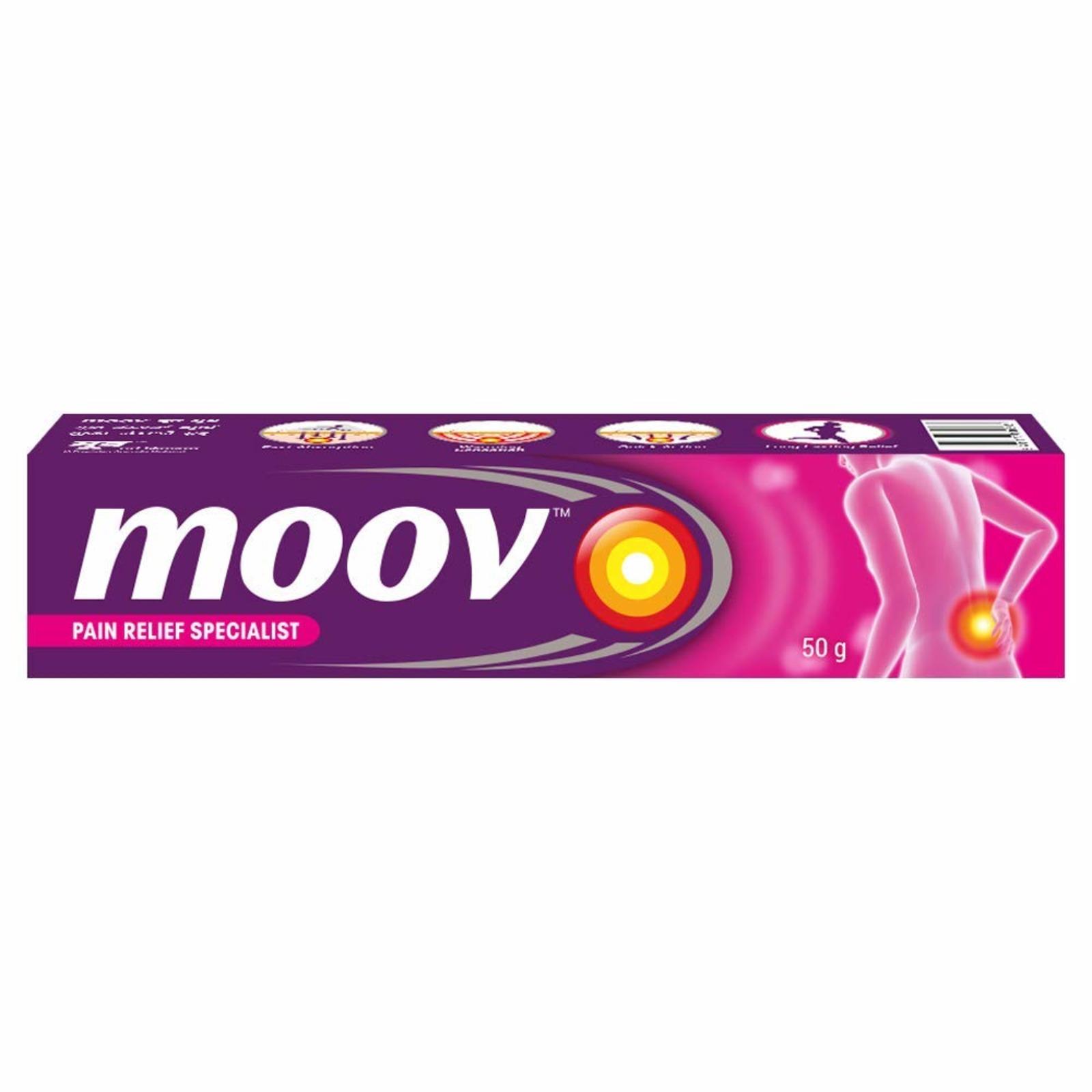Moov Pain Relief Specialist - Cream
