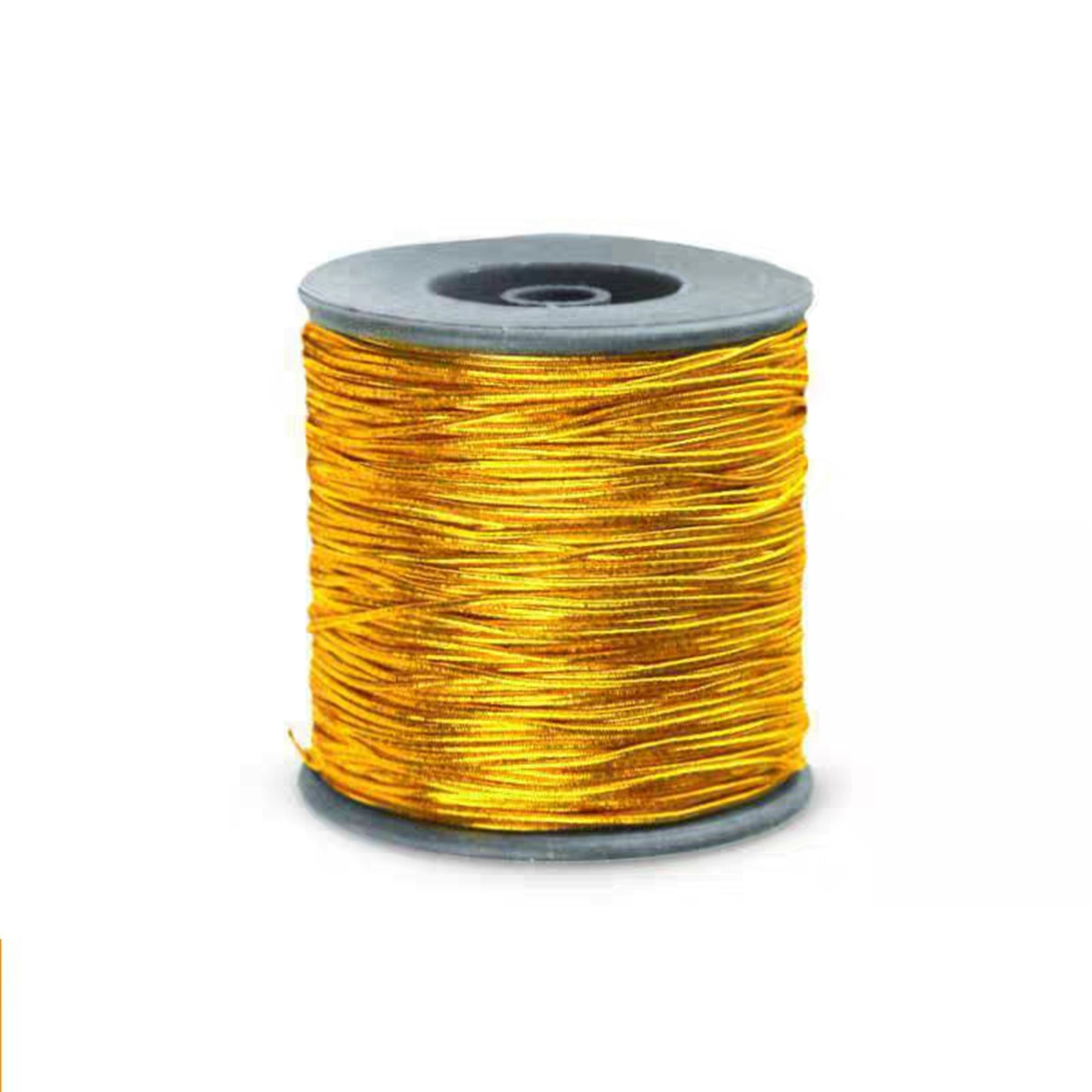 Stretchable String Gold 100m