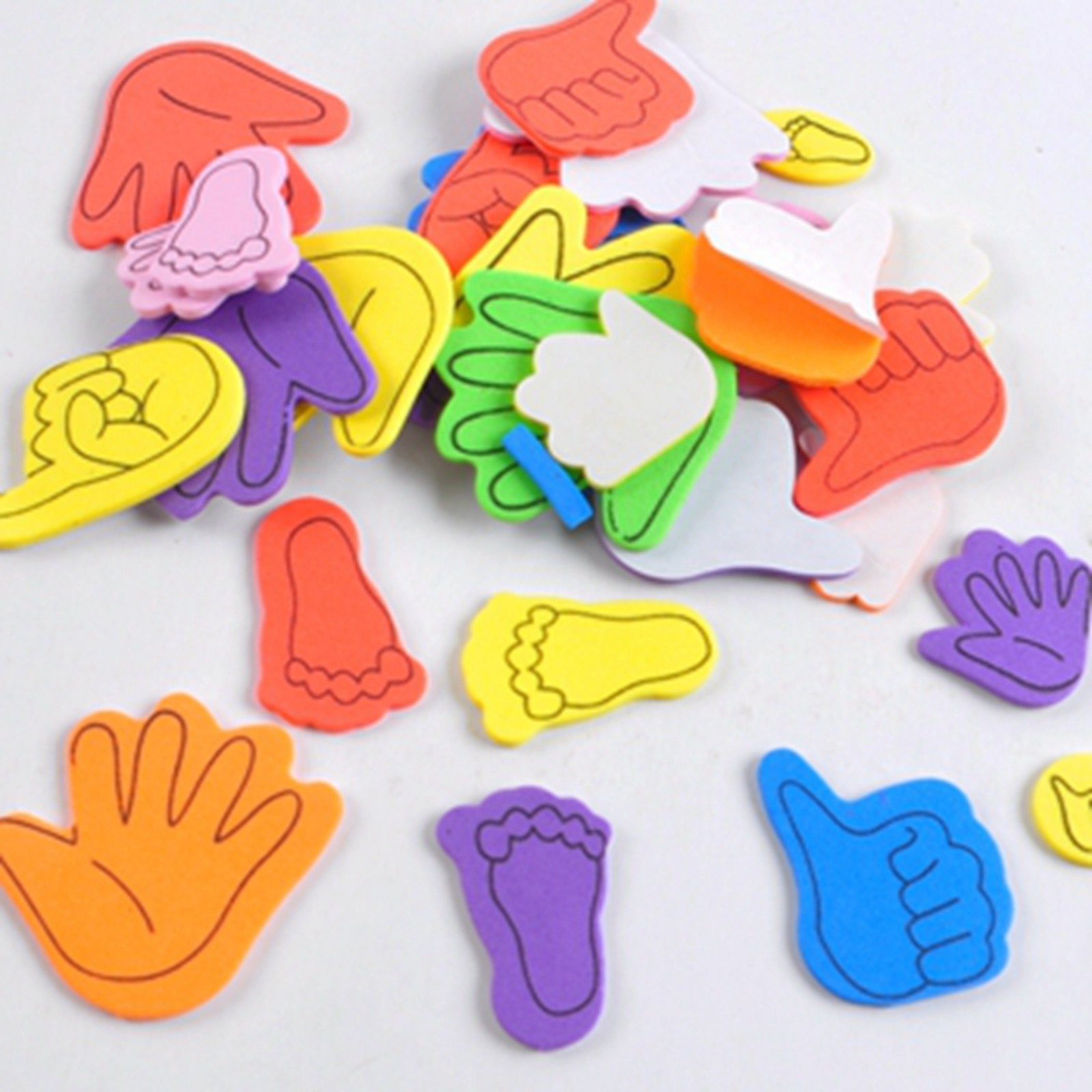 EVA Self-Stick Hands and Foots