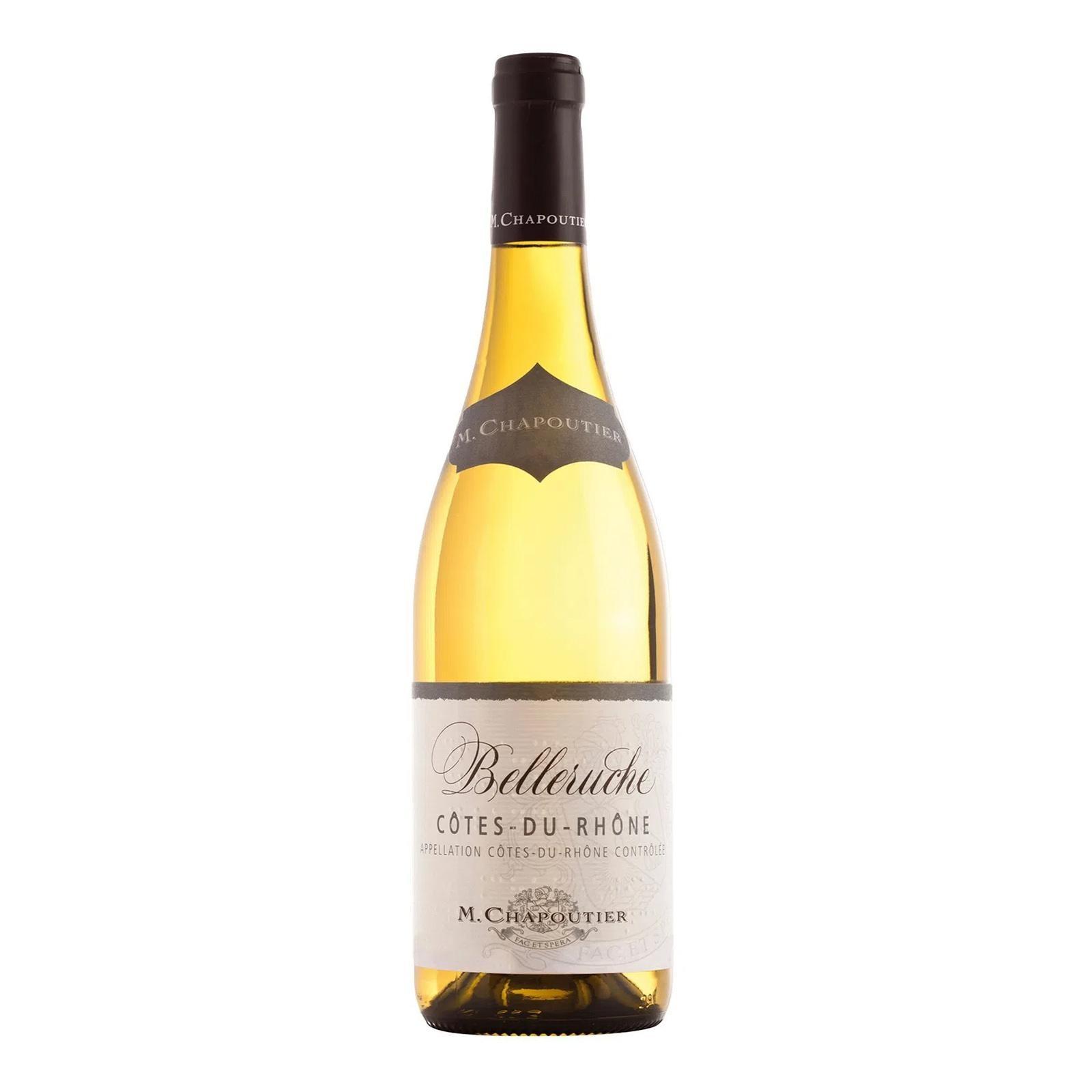 M. Chapoutier Cotes-Du-Rhone Belleruche Blanc-By Culina