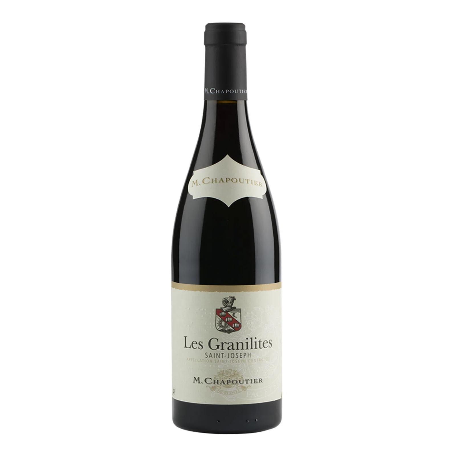 M. Chapoutier Saint Joseph Les Granilites Rouge-By Culina