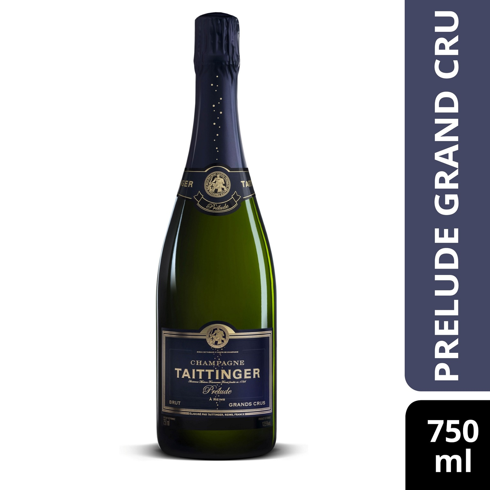 Taittinger Prelude Grand Cru-By Culina