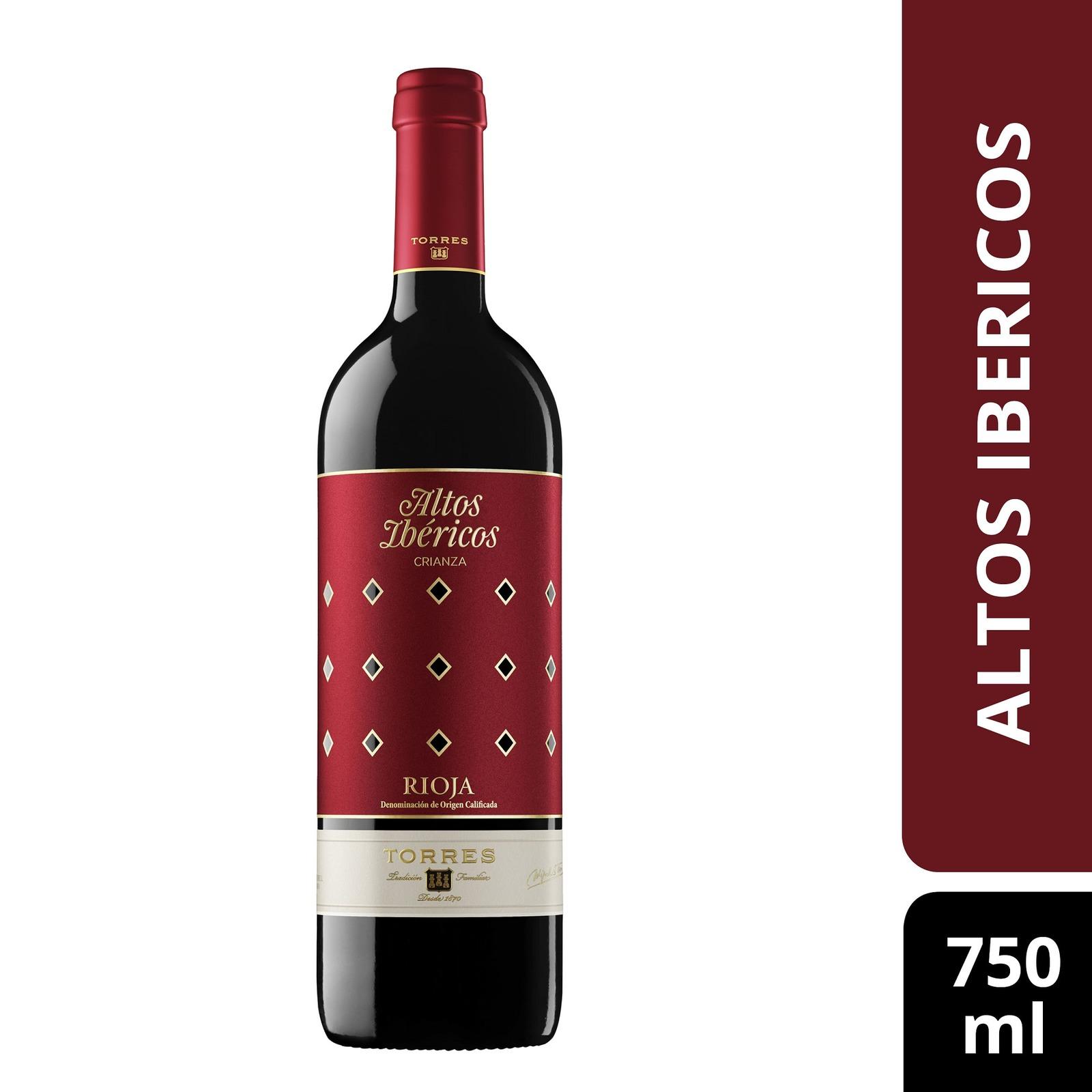 Torres Altos Ibericos Crianza Doc-By Culina