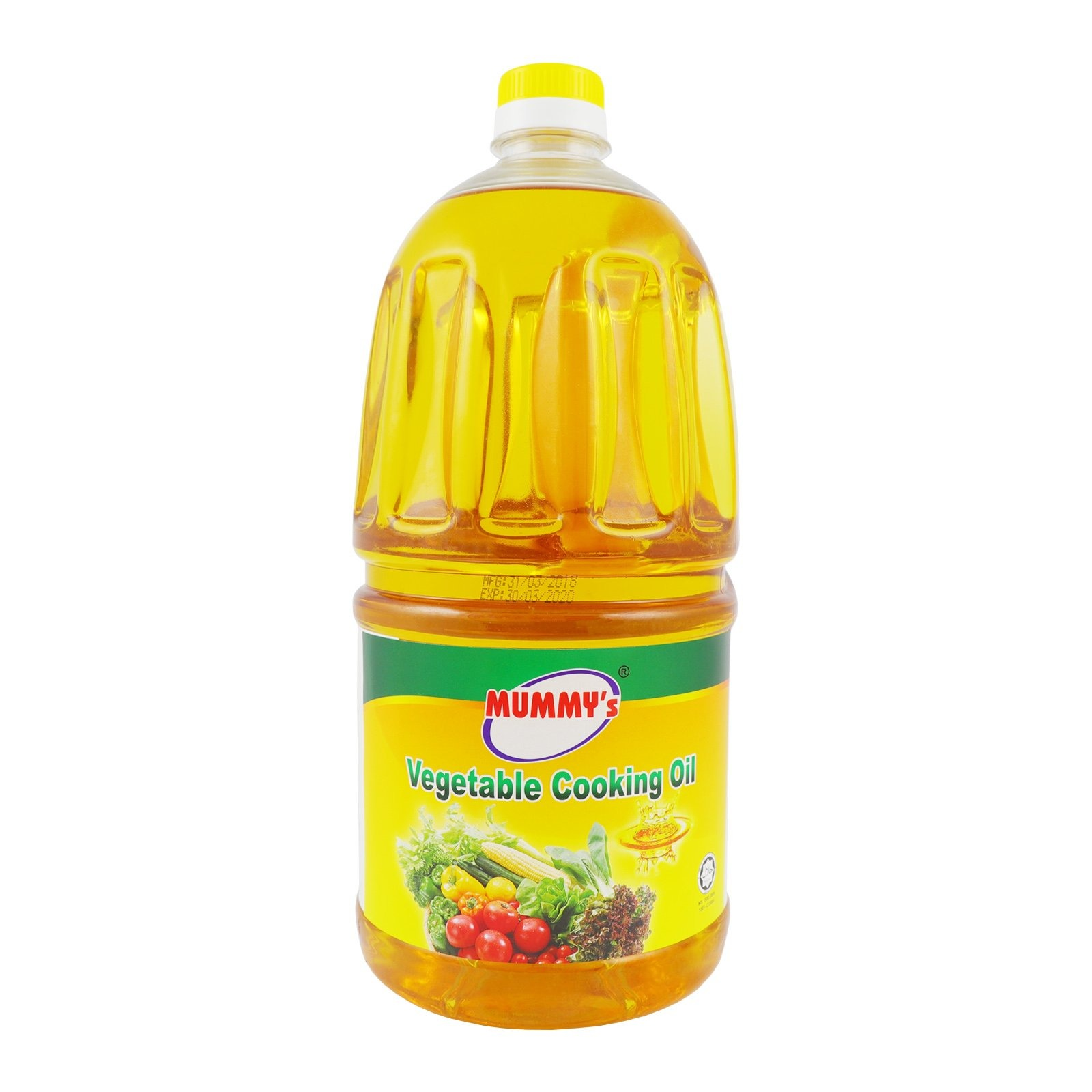 Mummys Vegetable Cooking Oil
