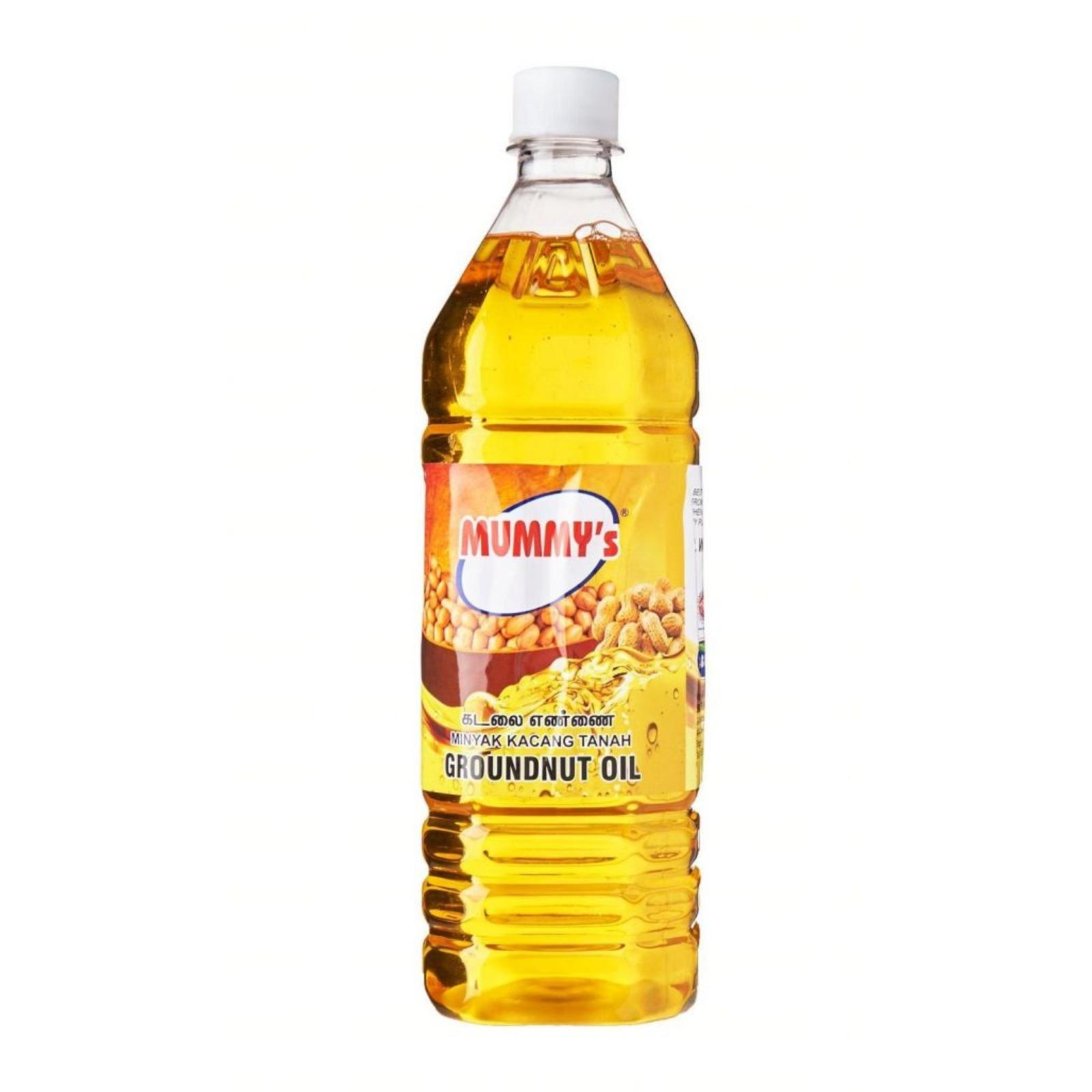 Mummys Groundnut Oil