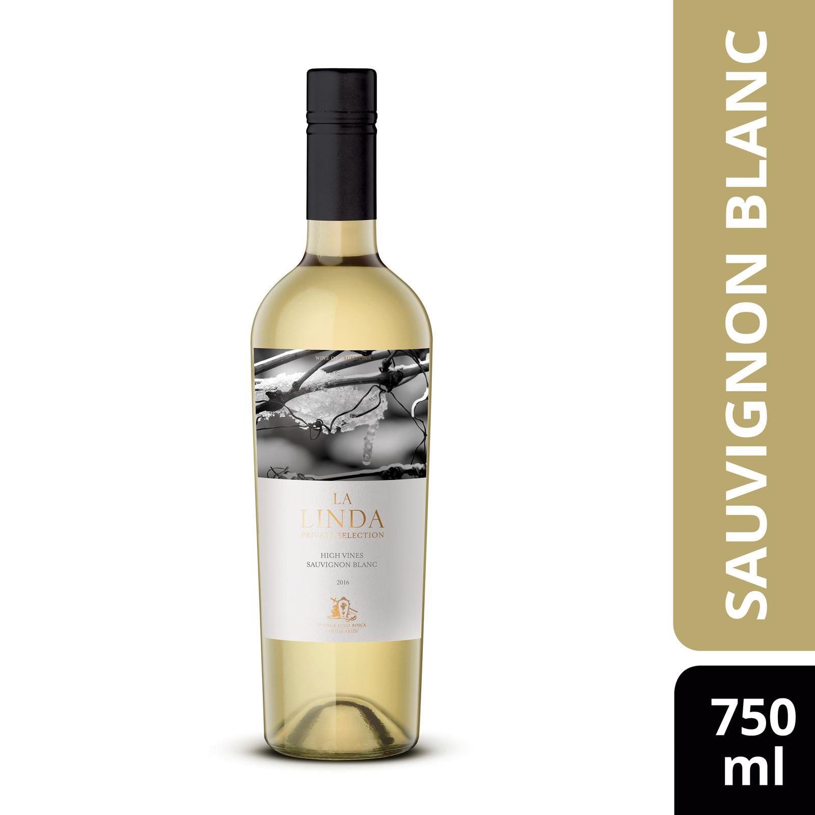 Luigi Bosca La Linda High Vines Sauvignon Blanc-By Culina