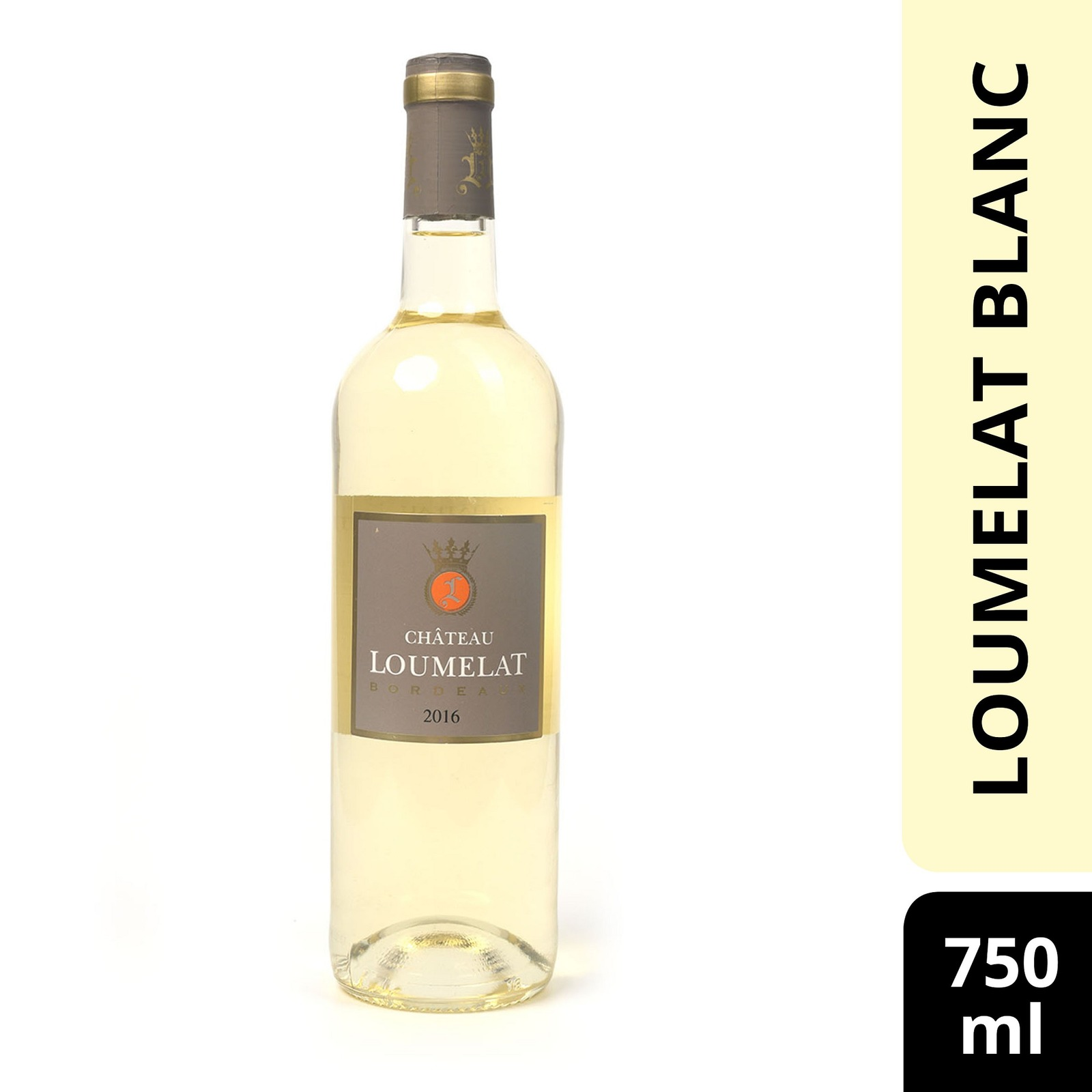 Vignobles Lesgourgues Chateau Loumelat Blanc - By Culina
