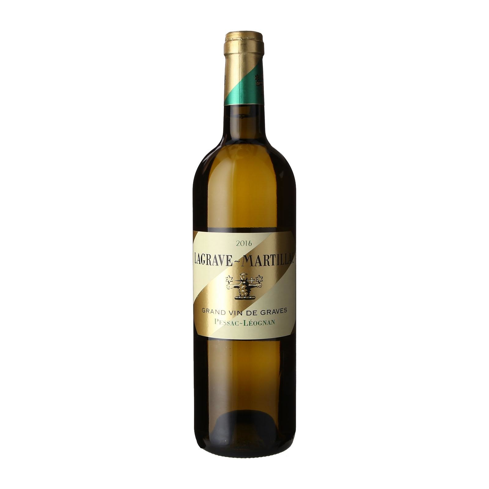 Chateau Lagrave Martillac Blanc Grand Vin de Graves