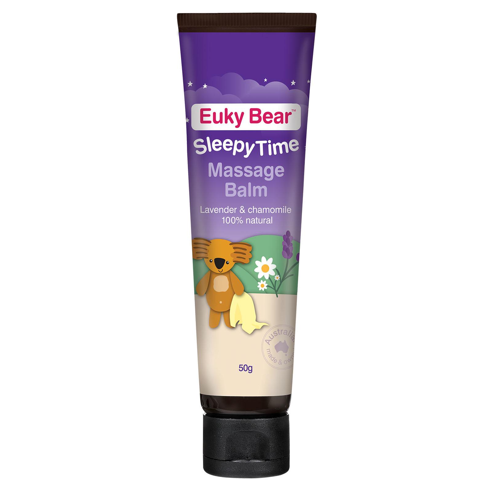 Euky Bear Sleepy Time Massage Balm