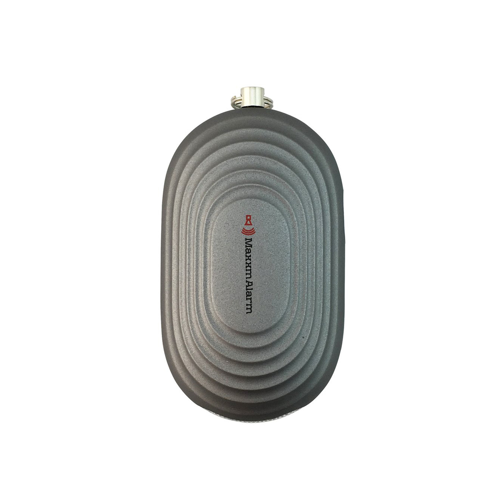 iMaxAlarm Portable Personal Alarm With Light (Matte Grey)