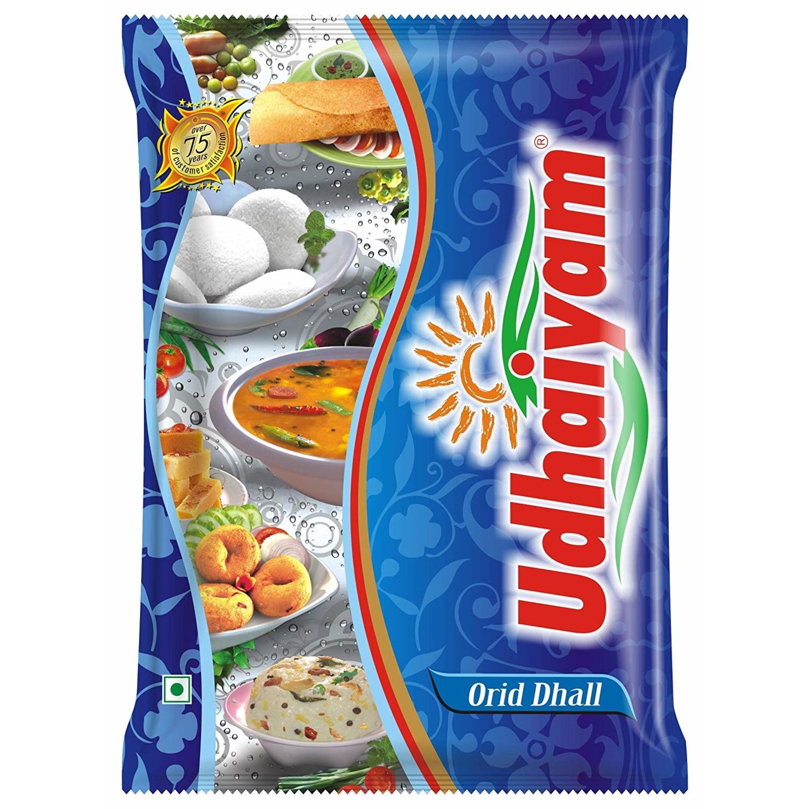 Udhaiyam Shri Lakshmi Urid Dhall